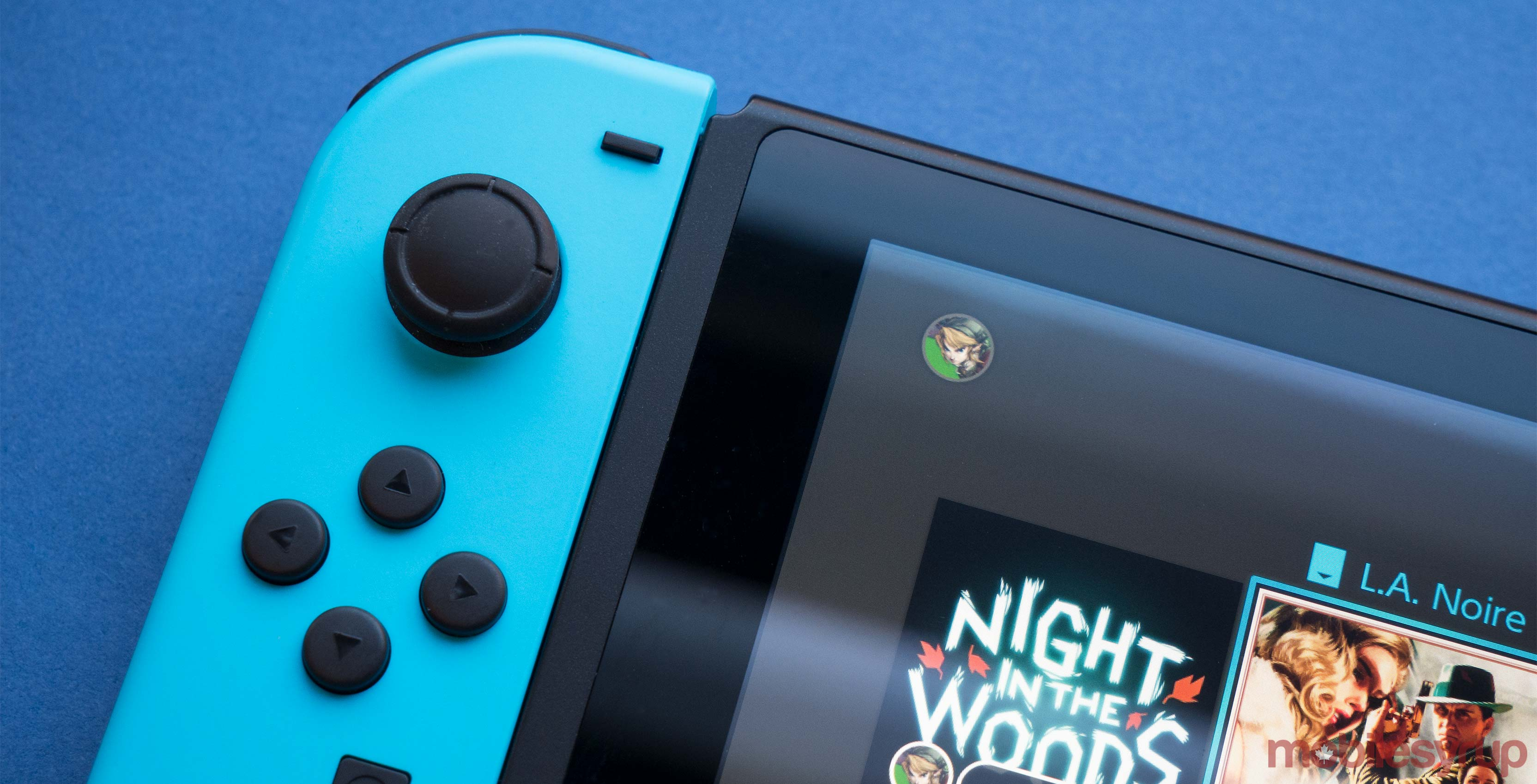Nintendo Switch header image