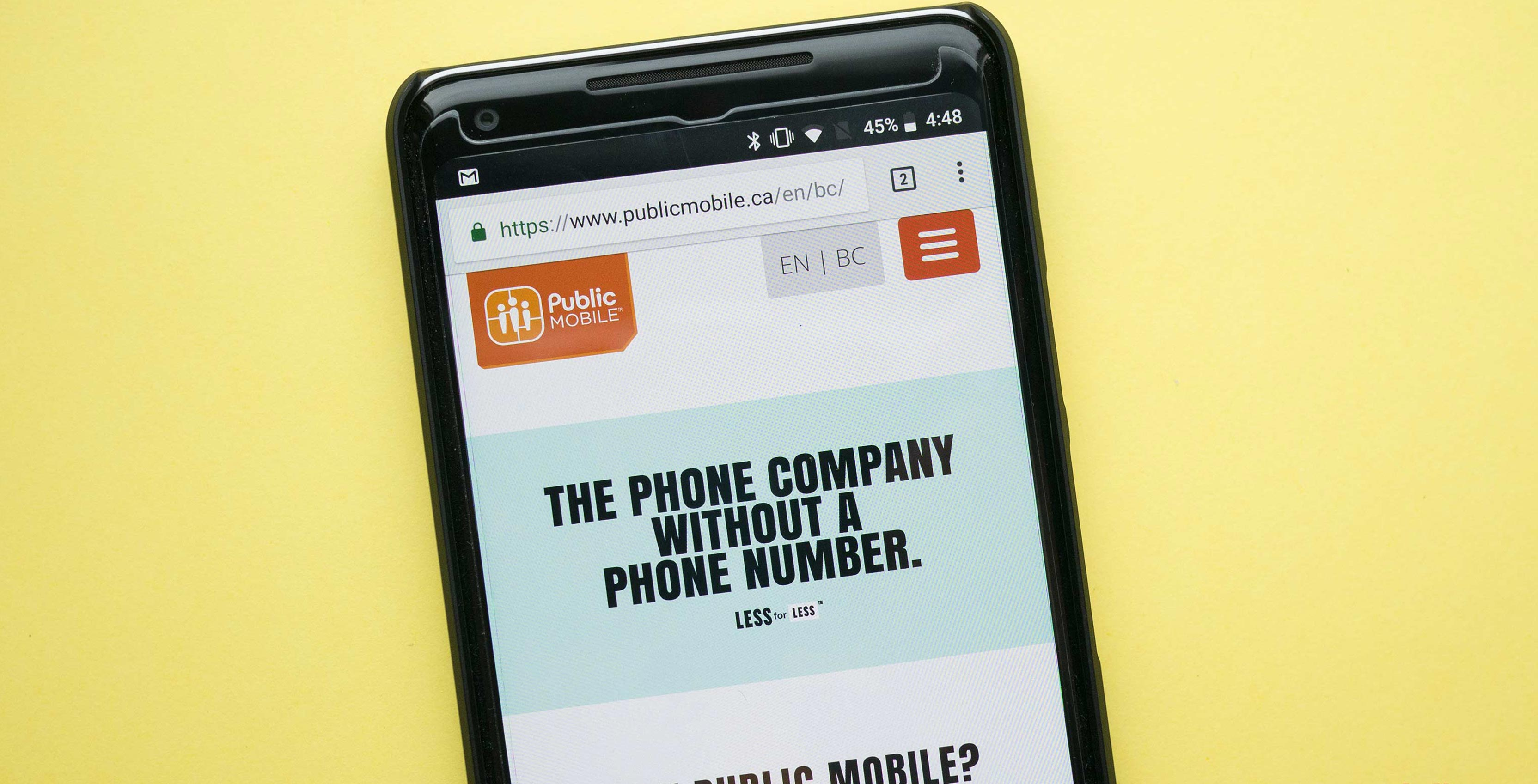 Public Mobile to kill off its $10 ready-made plan