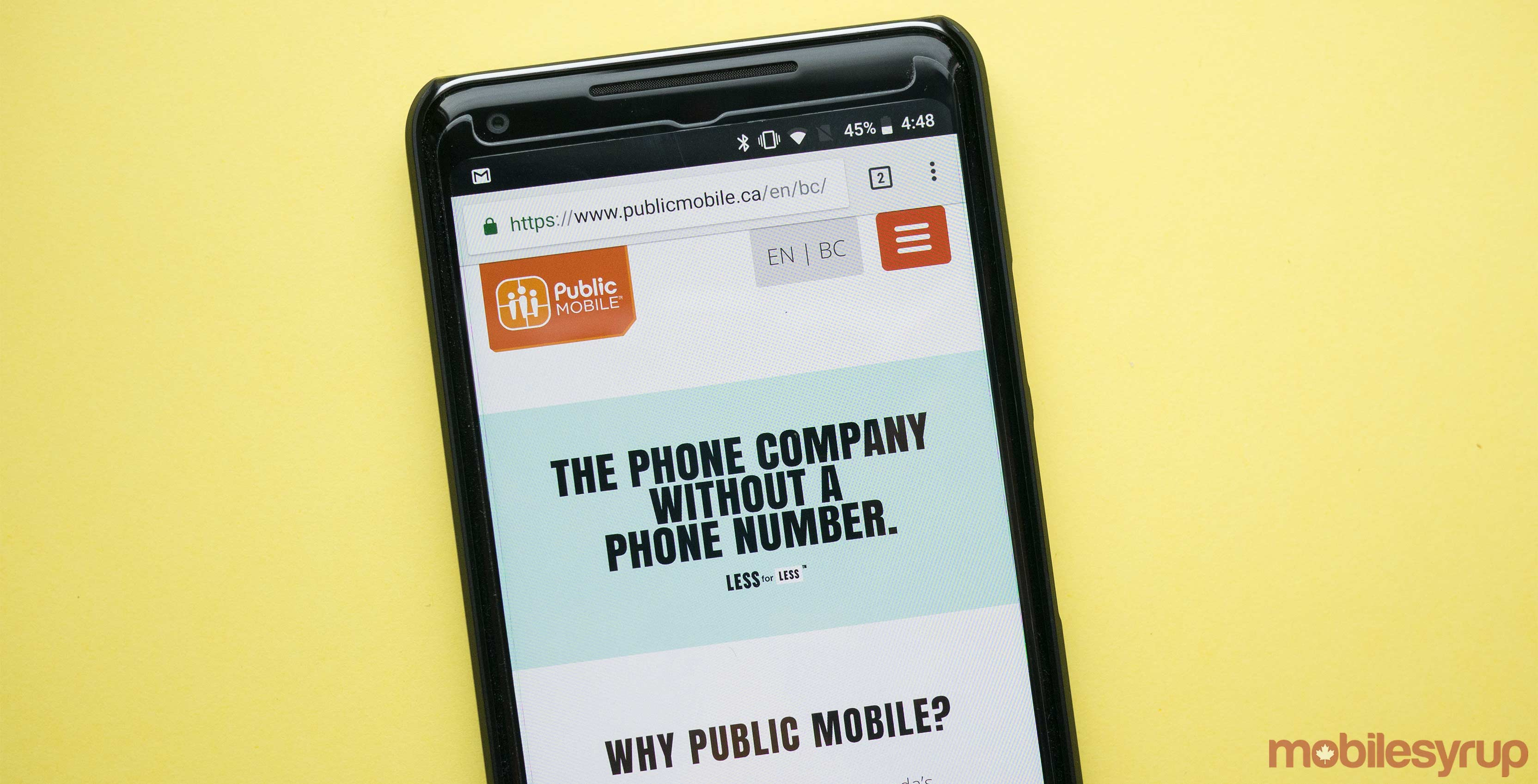 public mobile how to adjust plan