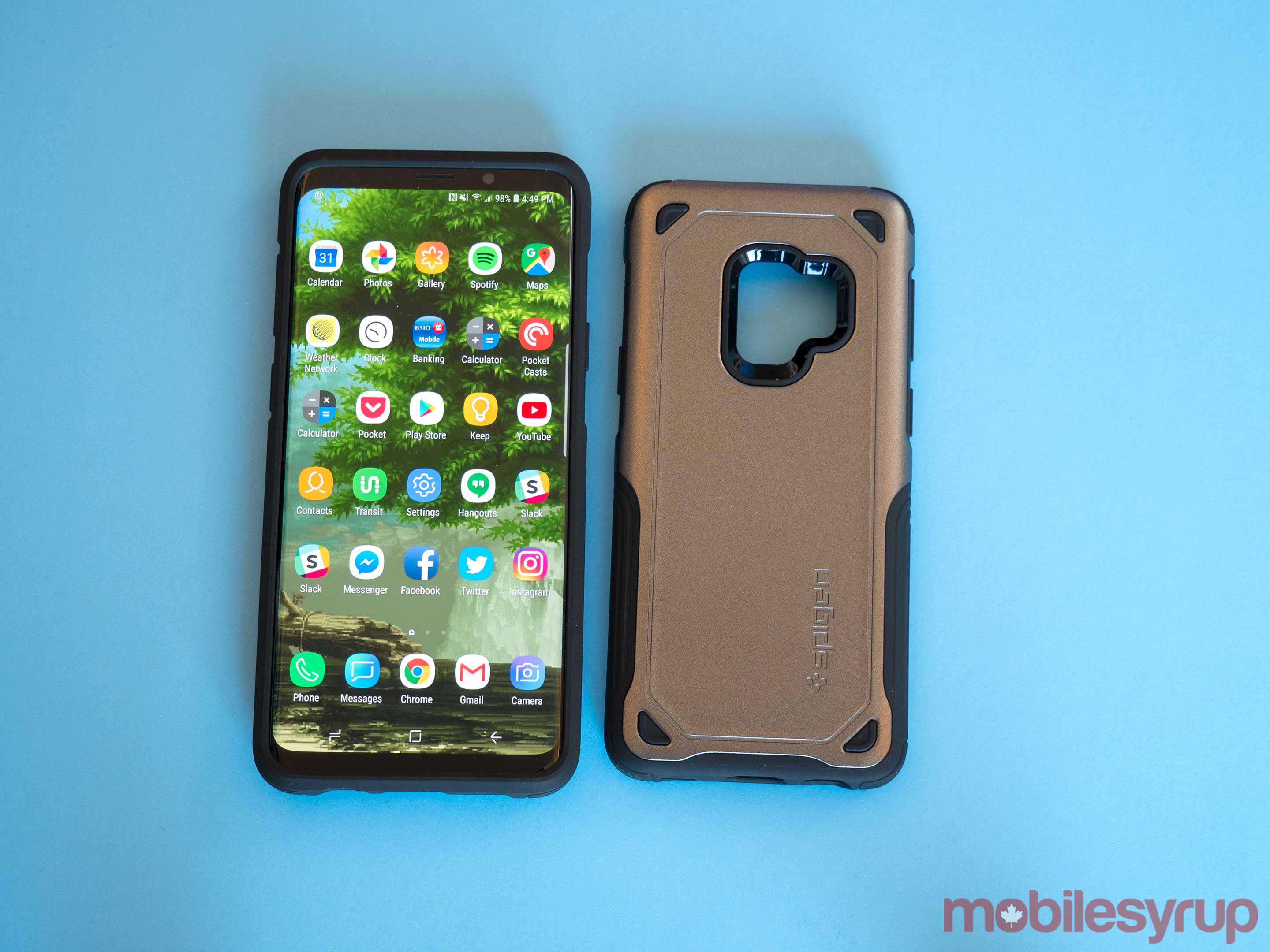 Here are Spigen s Samsung Galaxy S9 and S9+ cases e12b17f53803