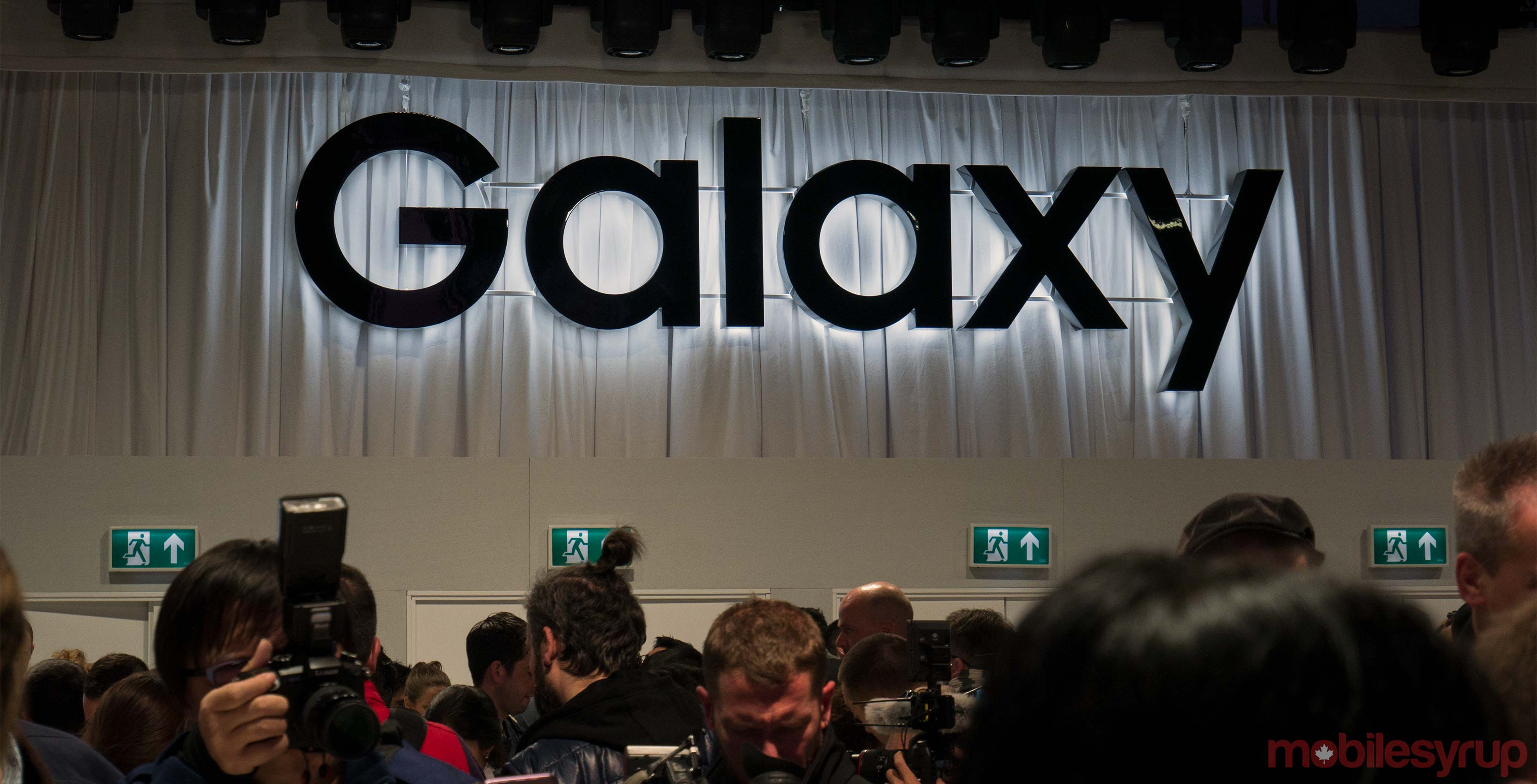 Samsung Galaxy logo