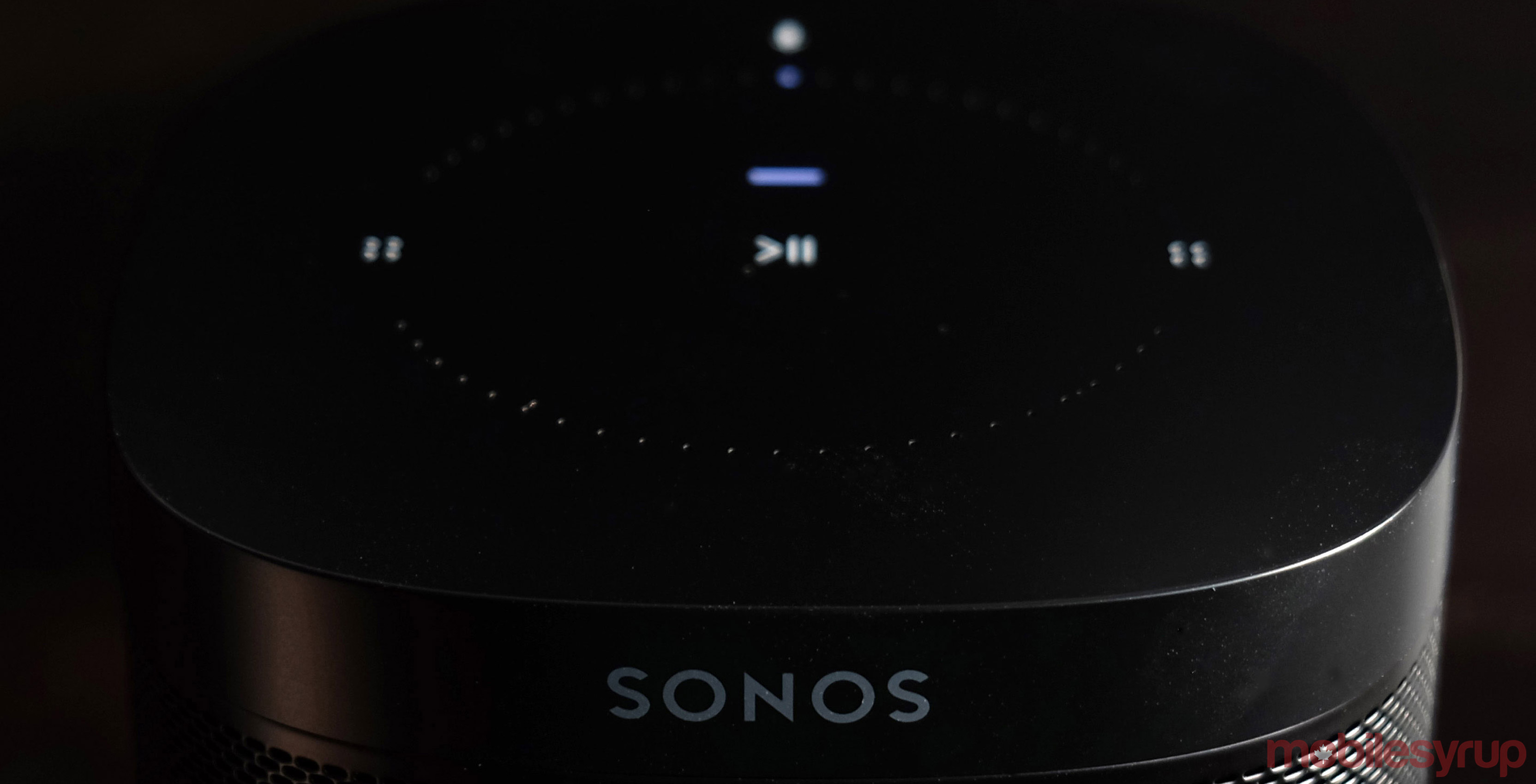 Sonos One's Alexa support comes to Canada