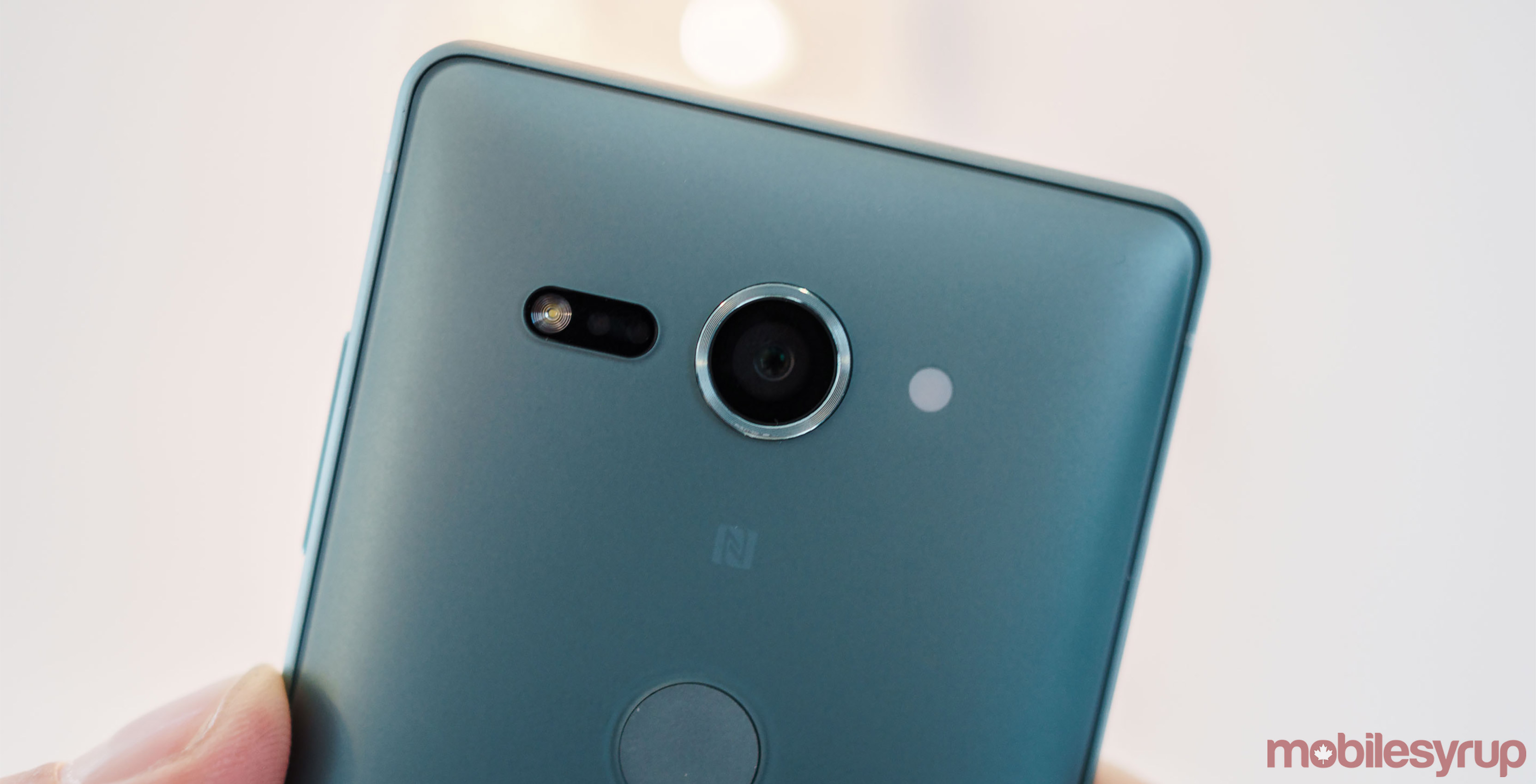 Sony Xperia Xz2 To Hit 1gbps Download Speeds On Bells Lte Advanced Advance Speaker Portable Komputer Duo 30 The Arrives In Canada Later This Year It Will Be Able Achieve Gigabit When Paired With Network