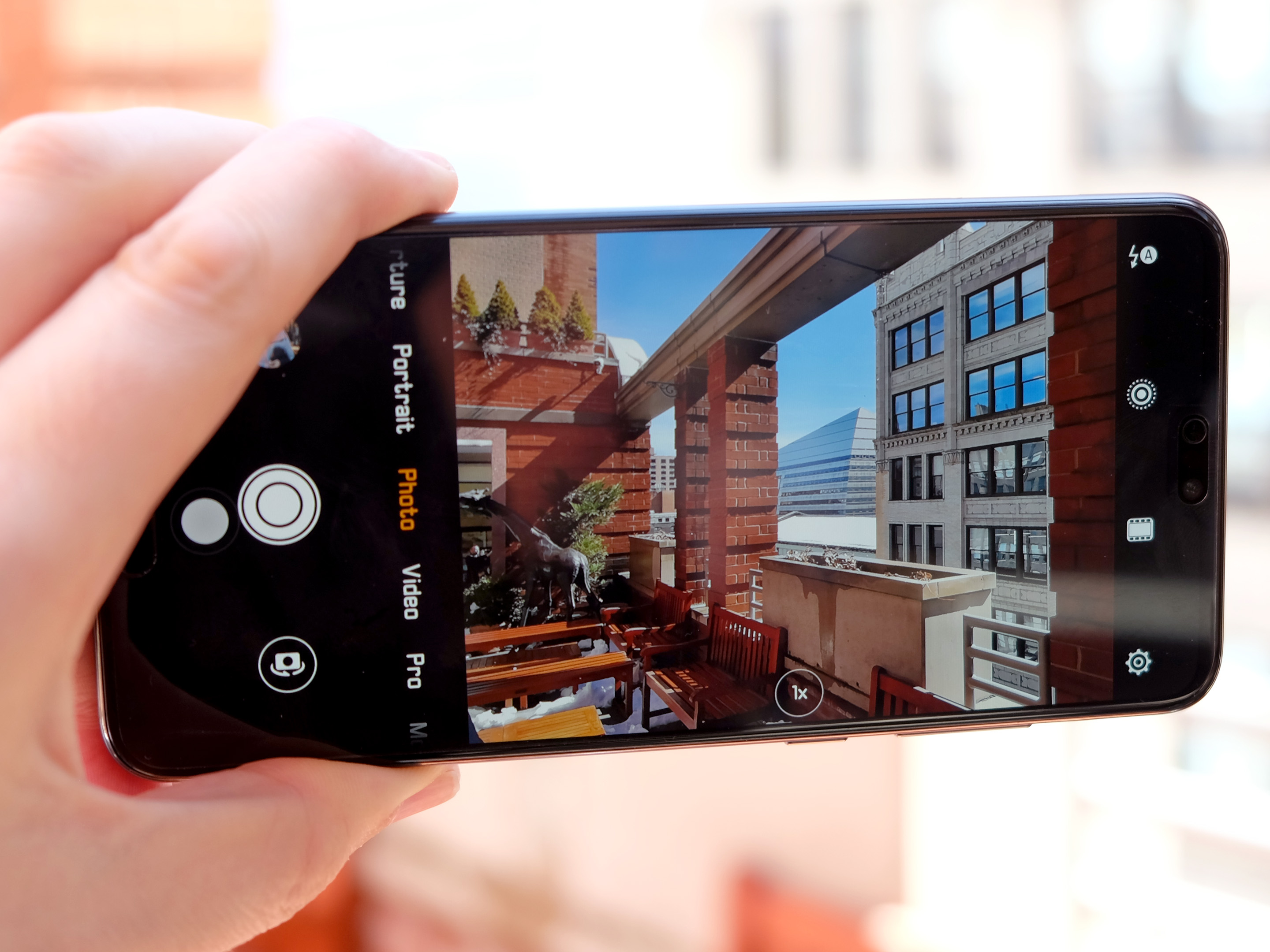 top smartphones with AI-powered cameras
