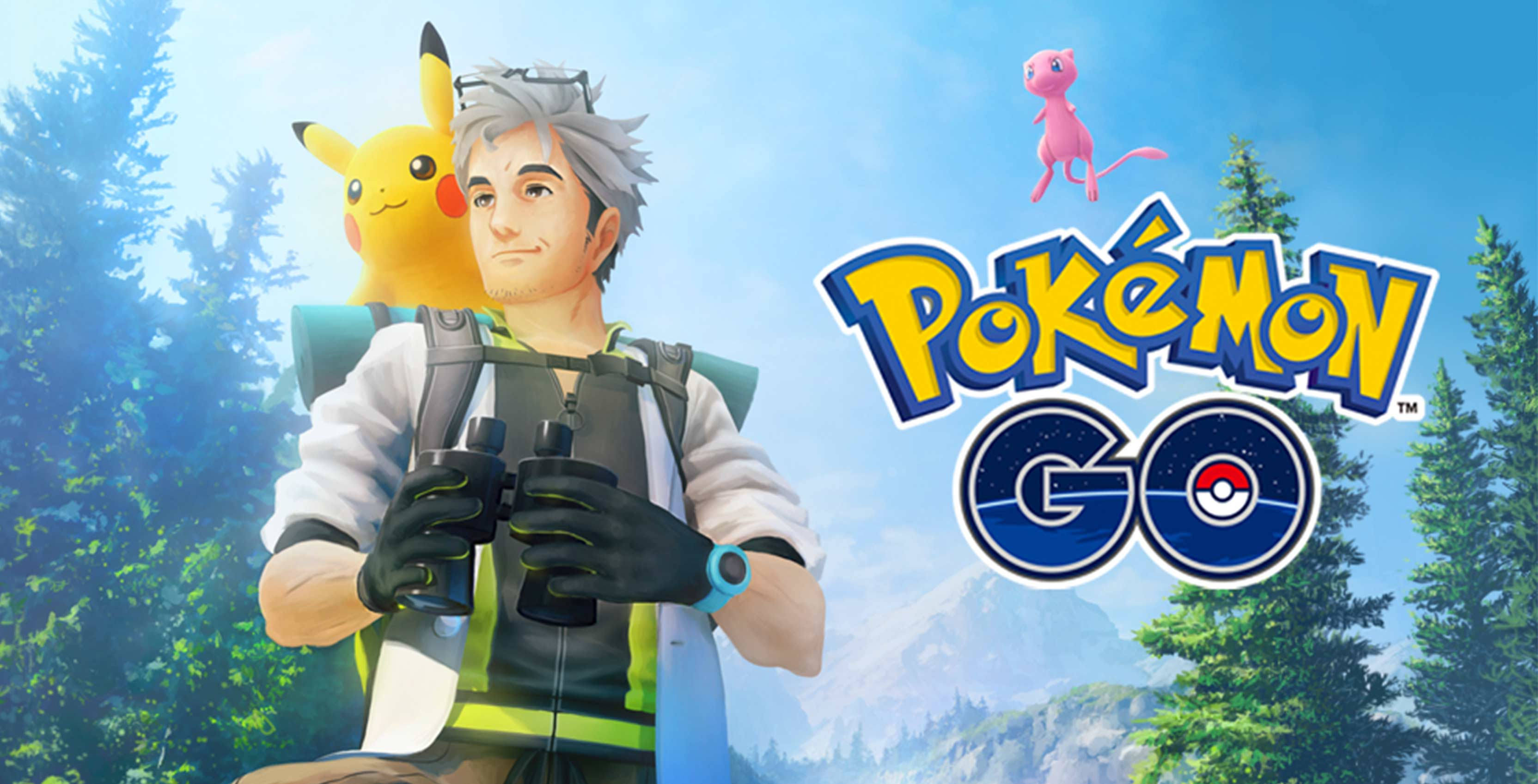 Pokémon Go adds new gameplay mechanic and legendary Pokémon Mew