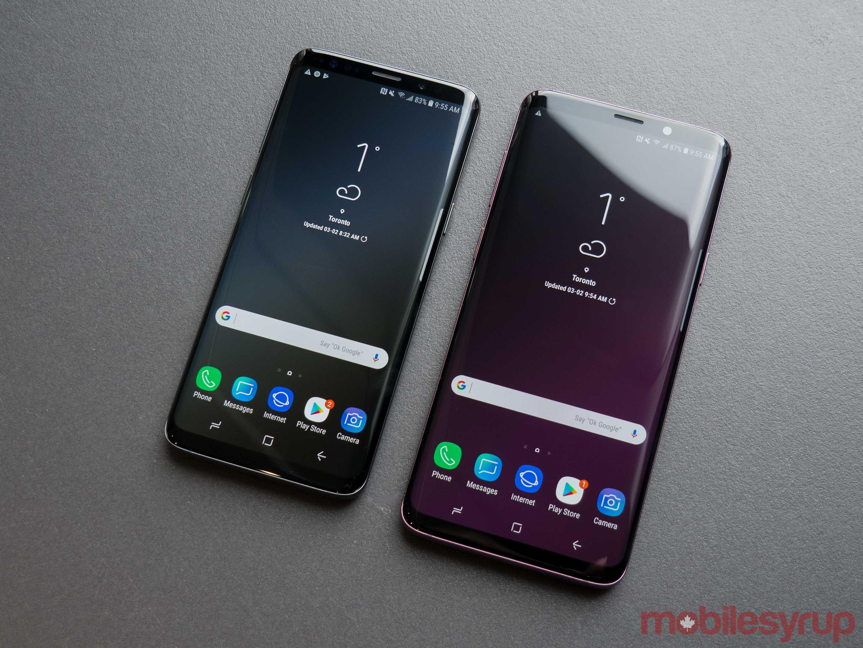 S9+ vs the S8