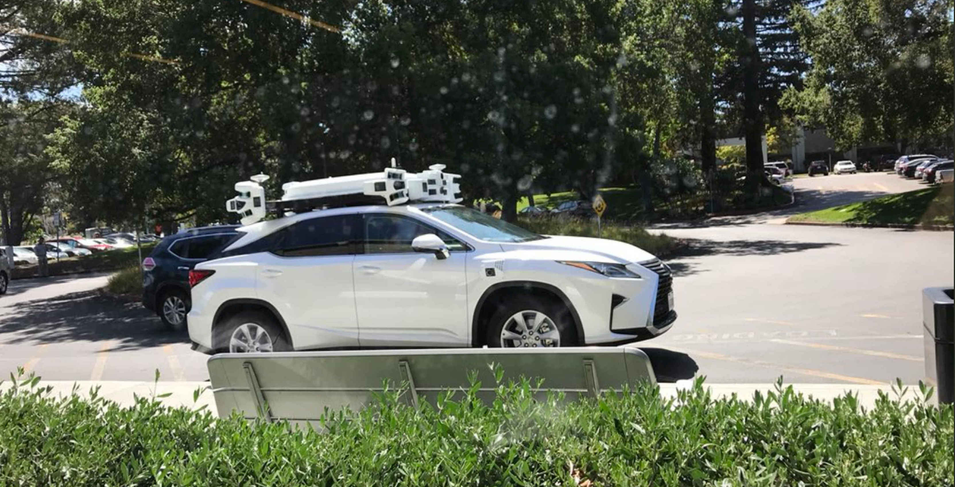 Apple now has more than 50 autonomous cars on the road