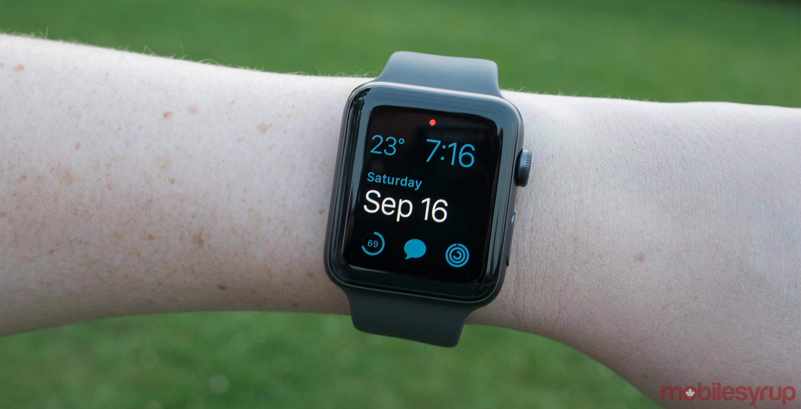 Apple Watch Takes the Lead in the Global Wearable Market