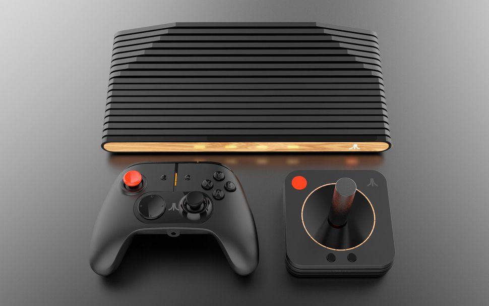 Atari VCS controllers