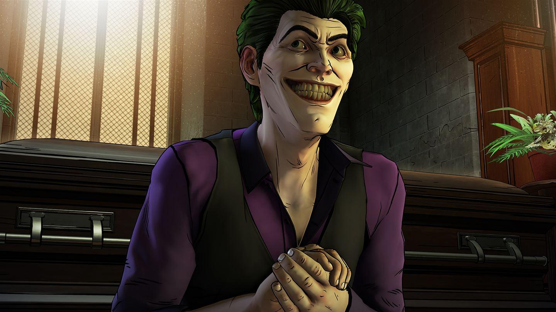 Batman The Enemy Within John Doe