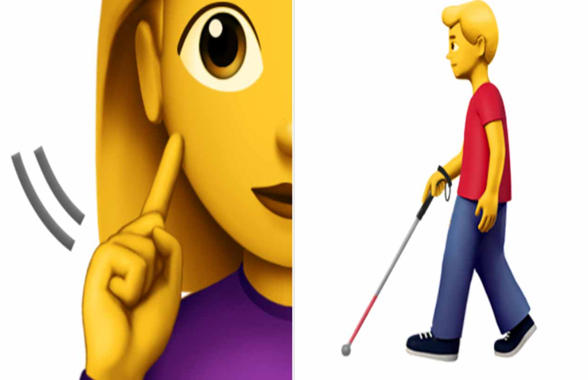 Apple Proposes New Emojis Representing People With