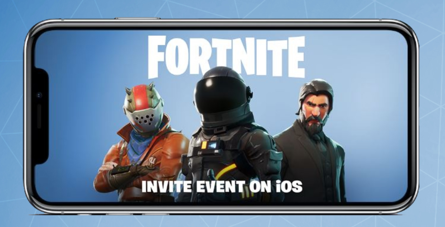 Fortnite Mobile Will Support Cross Play and Progression with PS4
