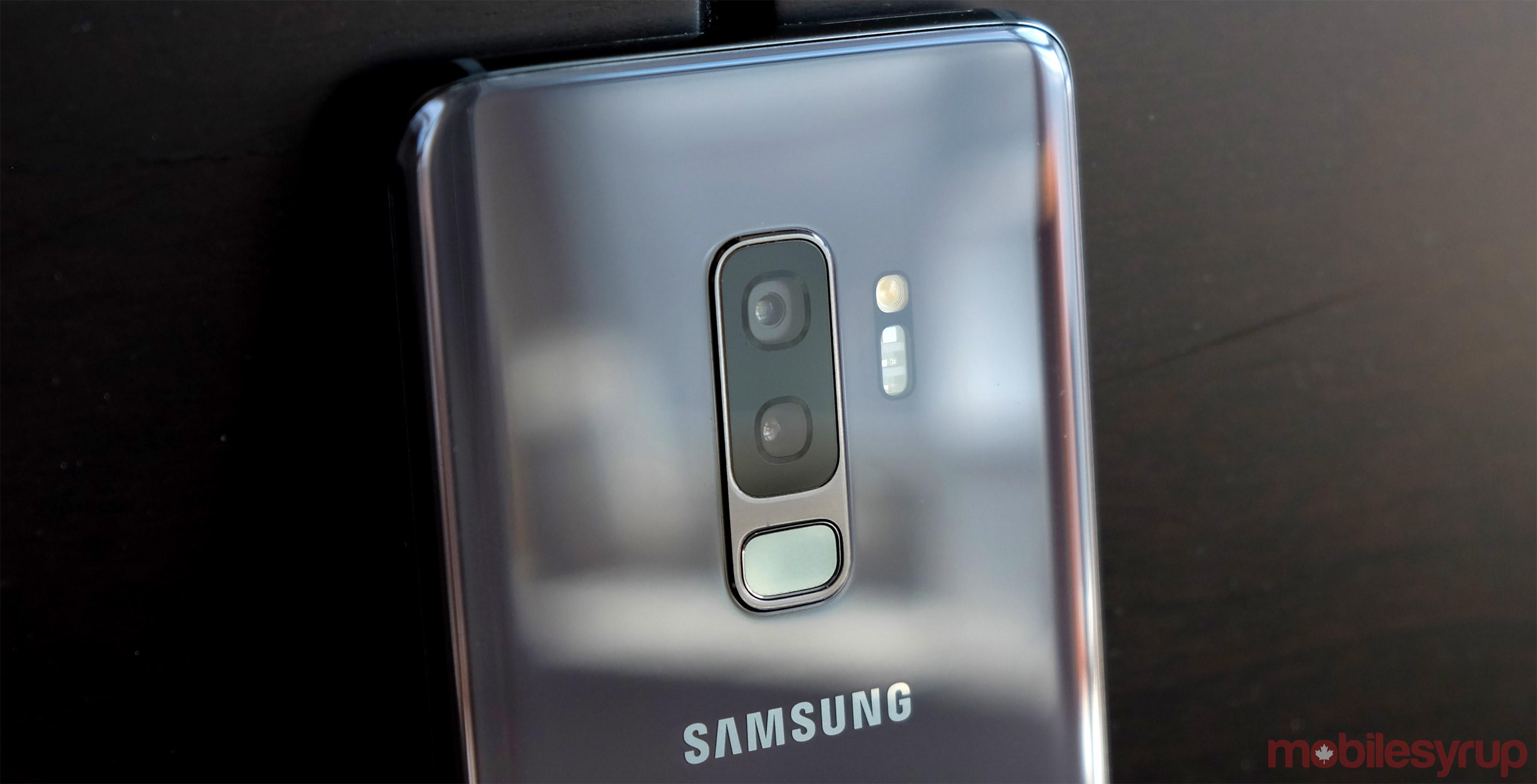 Galaxy S9 Photo