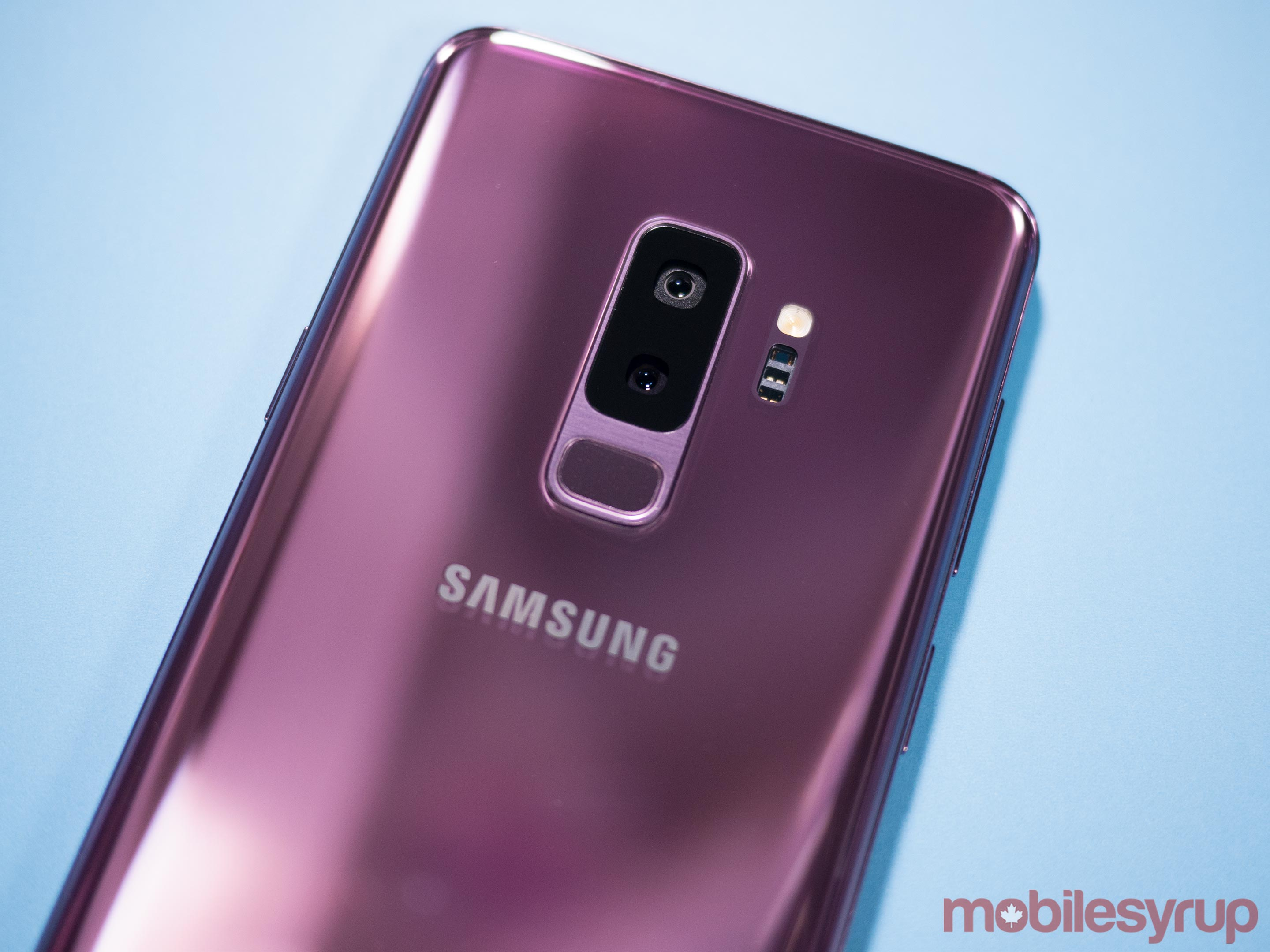 Samsung Galaxy S9 and Galaxy S9+ Review: Standing firm