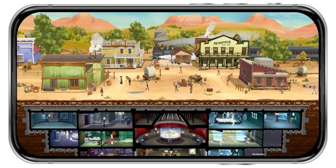 You can now pre-register for the Westworld mobile game
