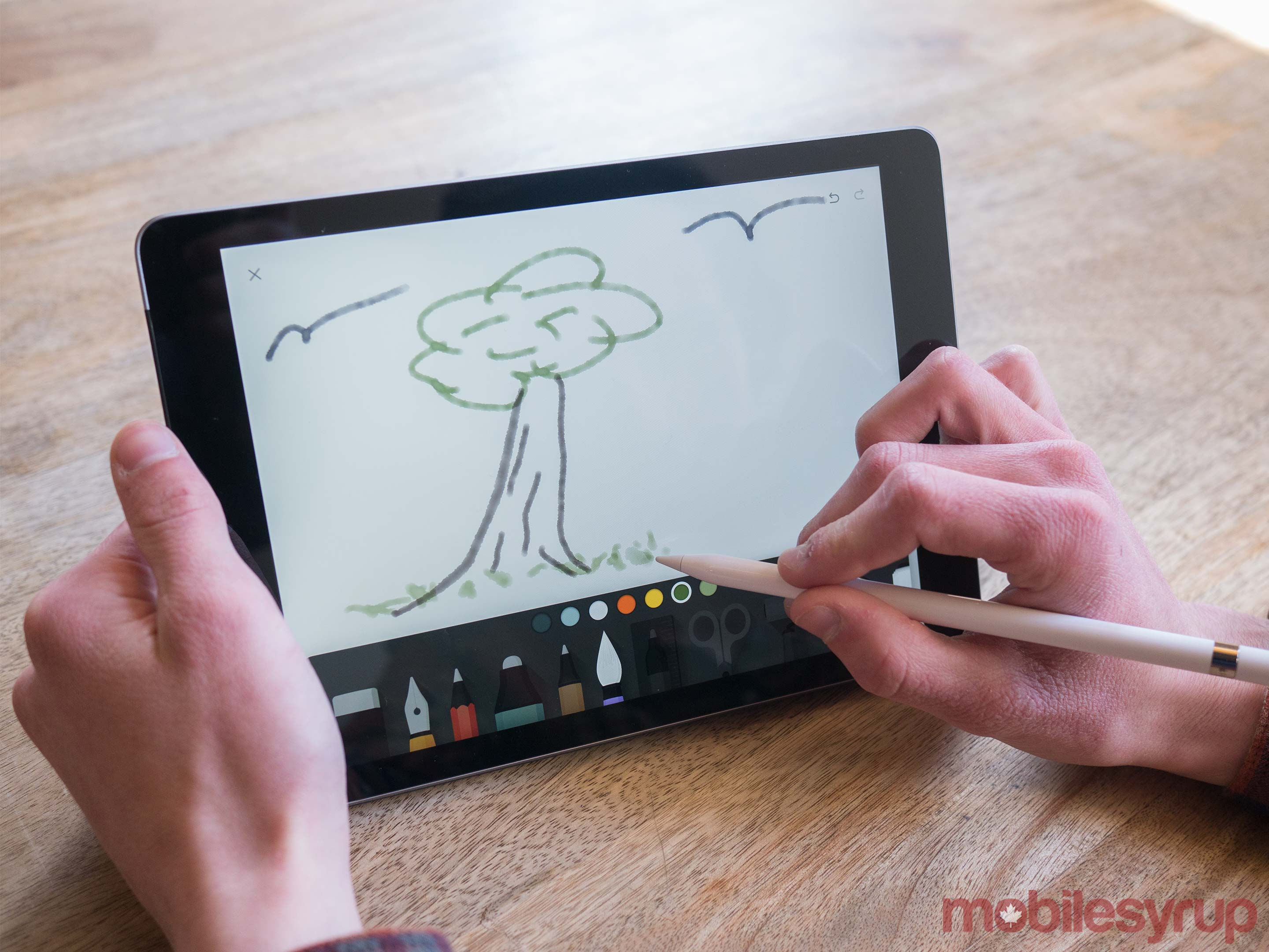 9.7-inch iPad Pro Apple Pencil