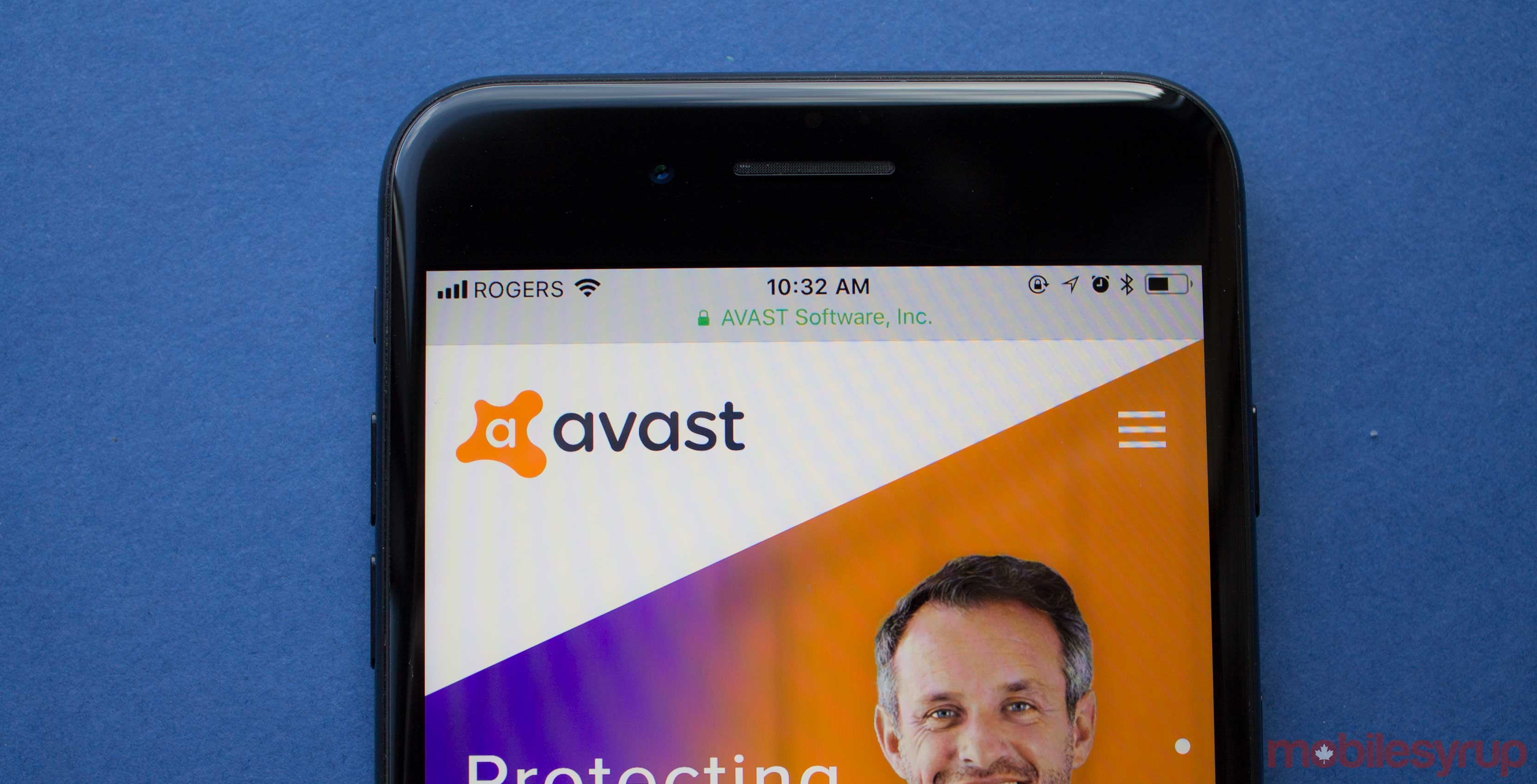 Avast on phone