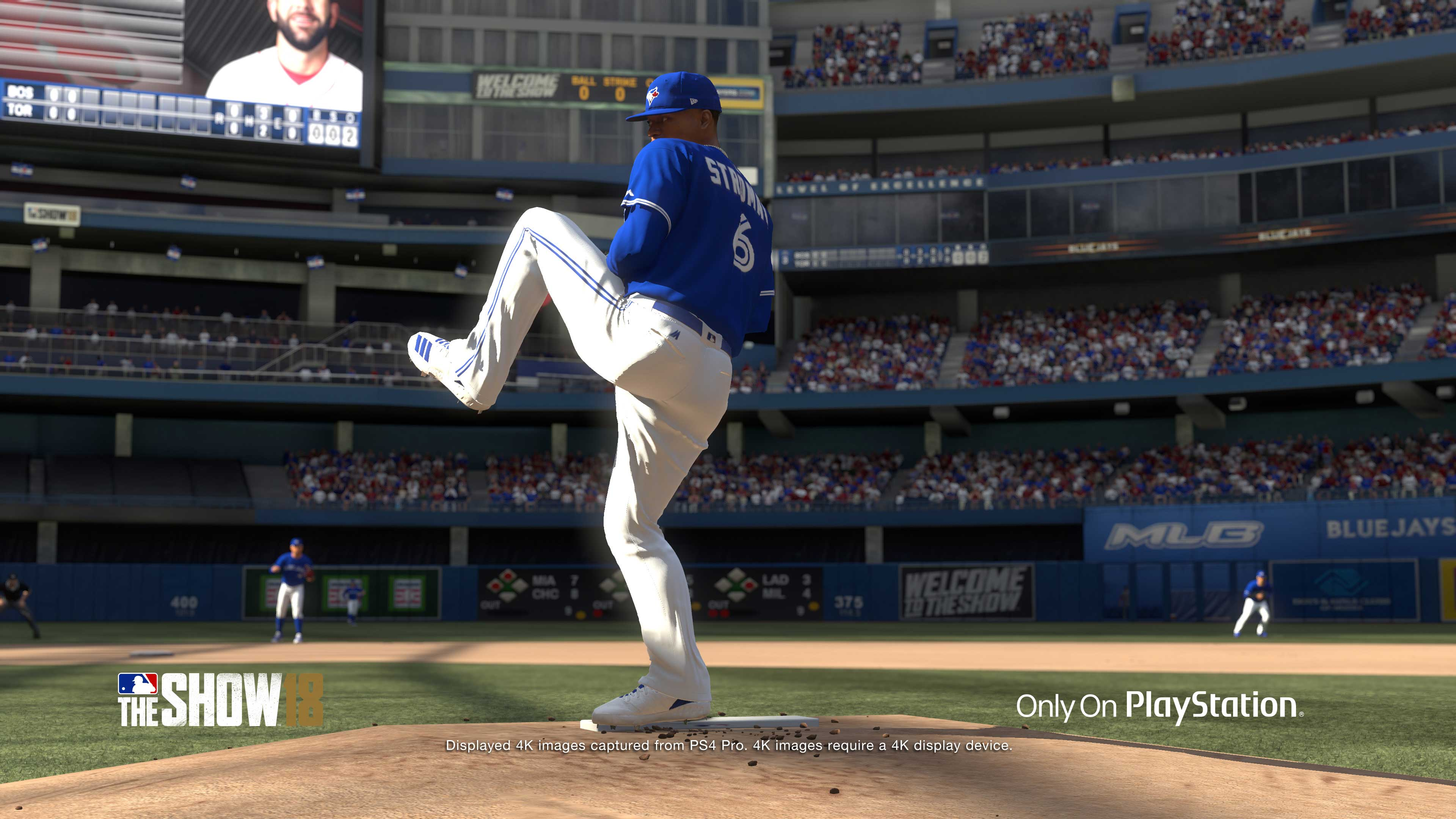 MLB The Show 18 screenshot