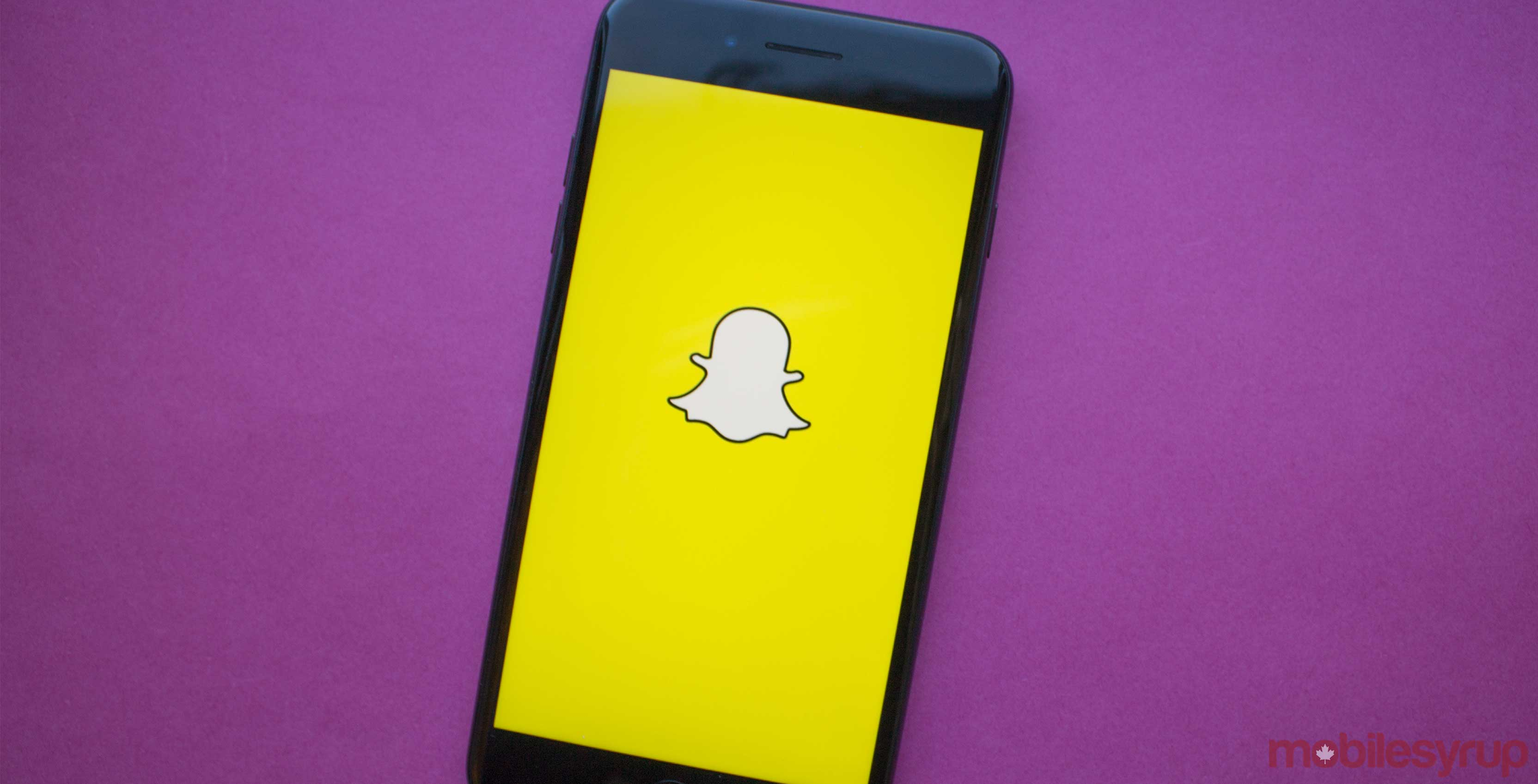 Snapchat partners with Shopify