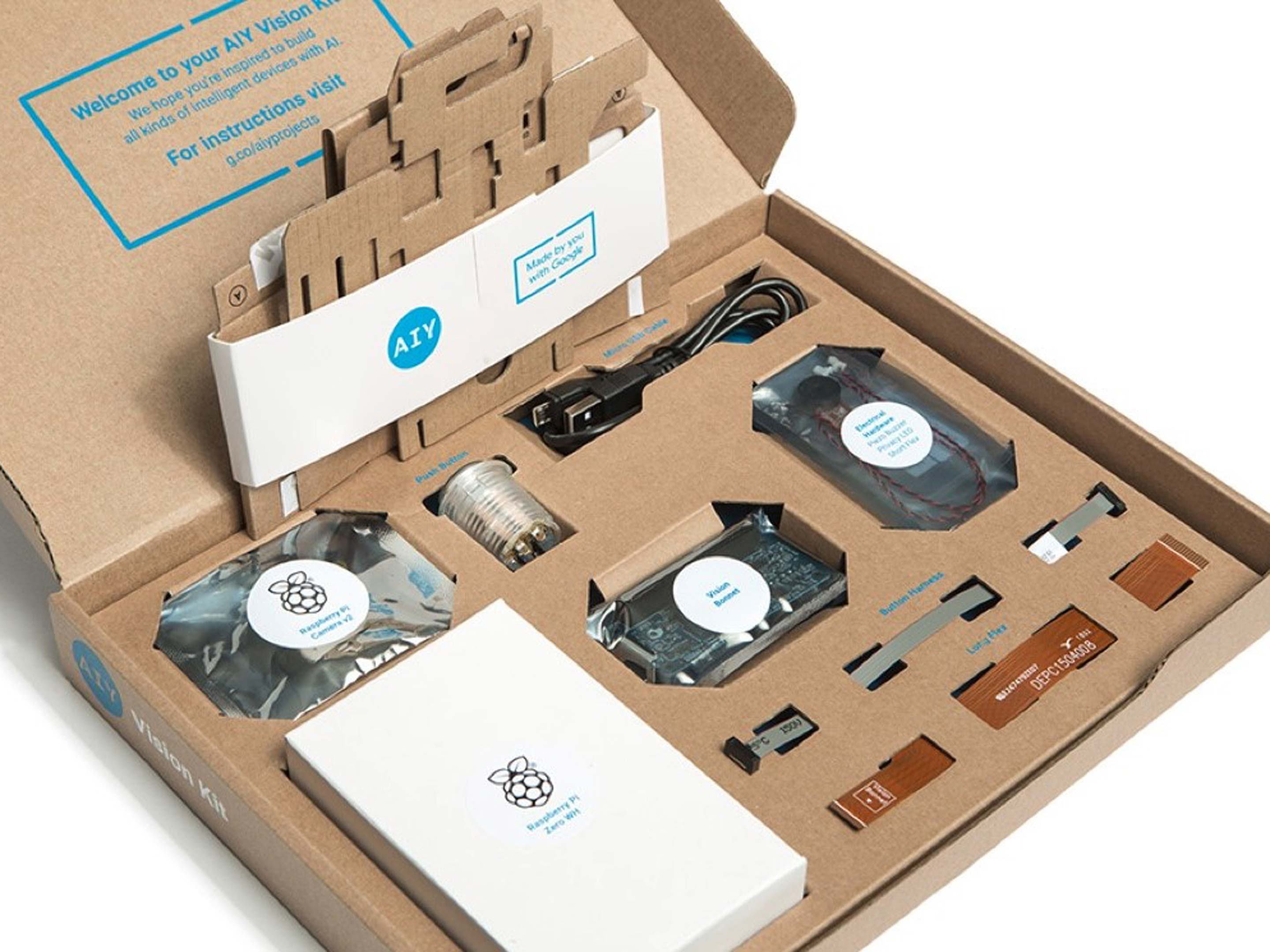 AIY Projects Vision Kit