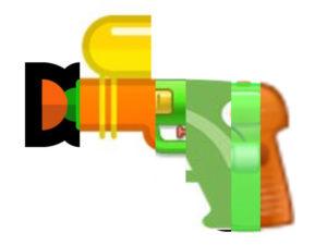 fraknen gun
