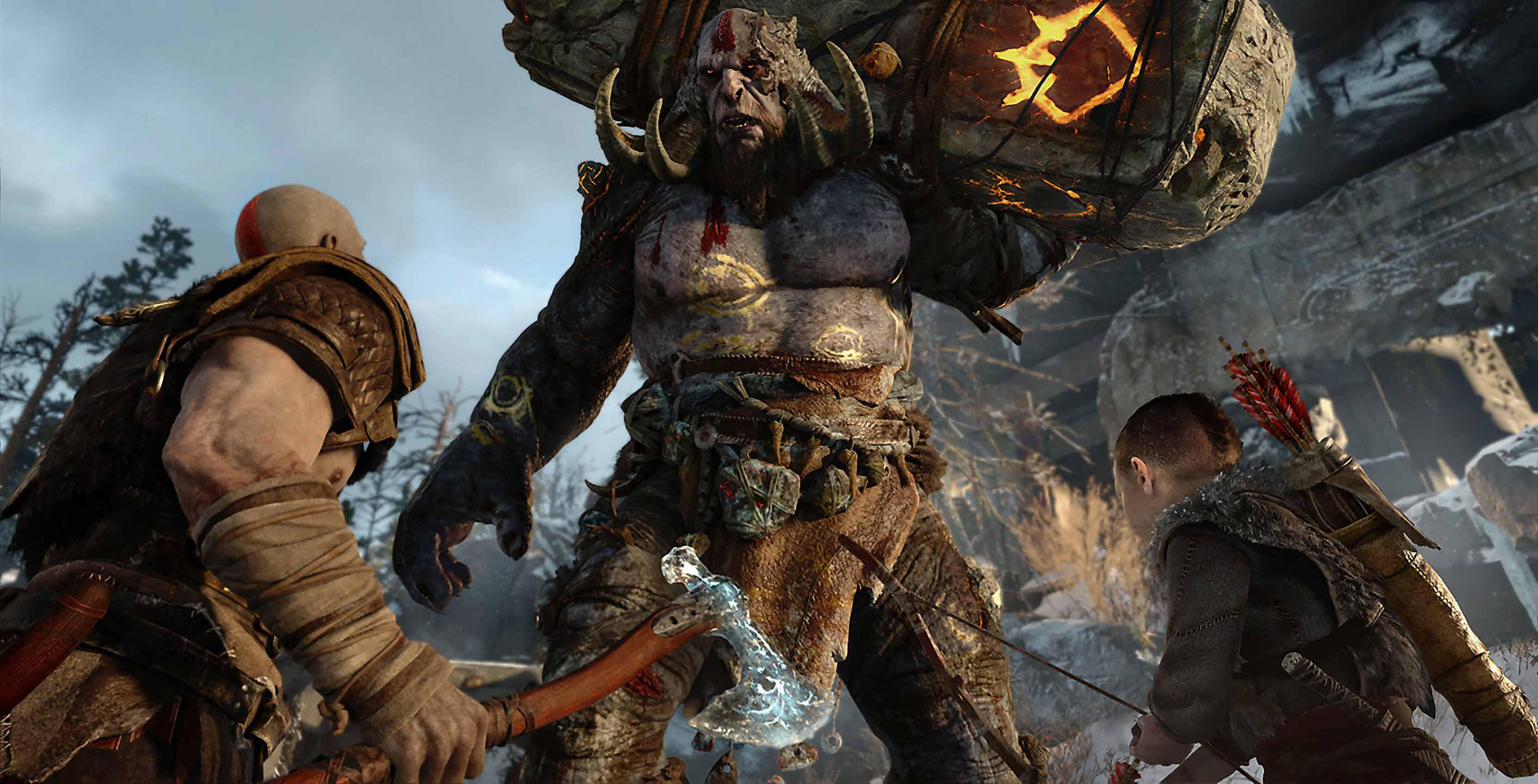 God of War header