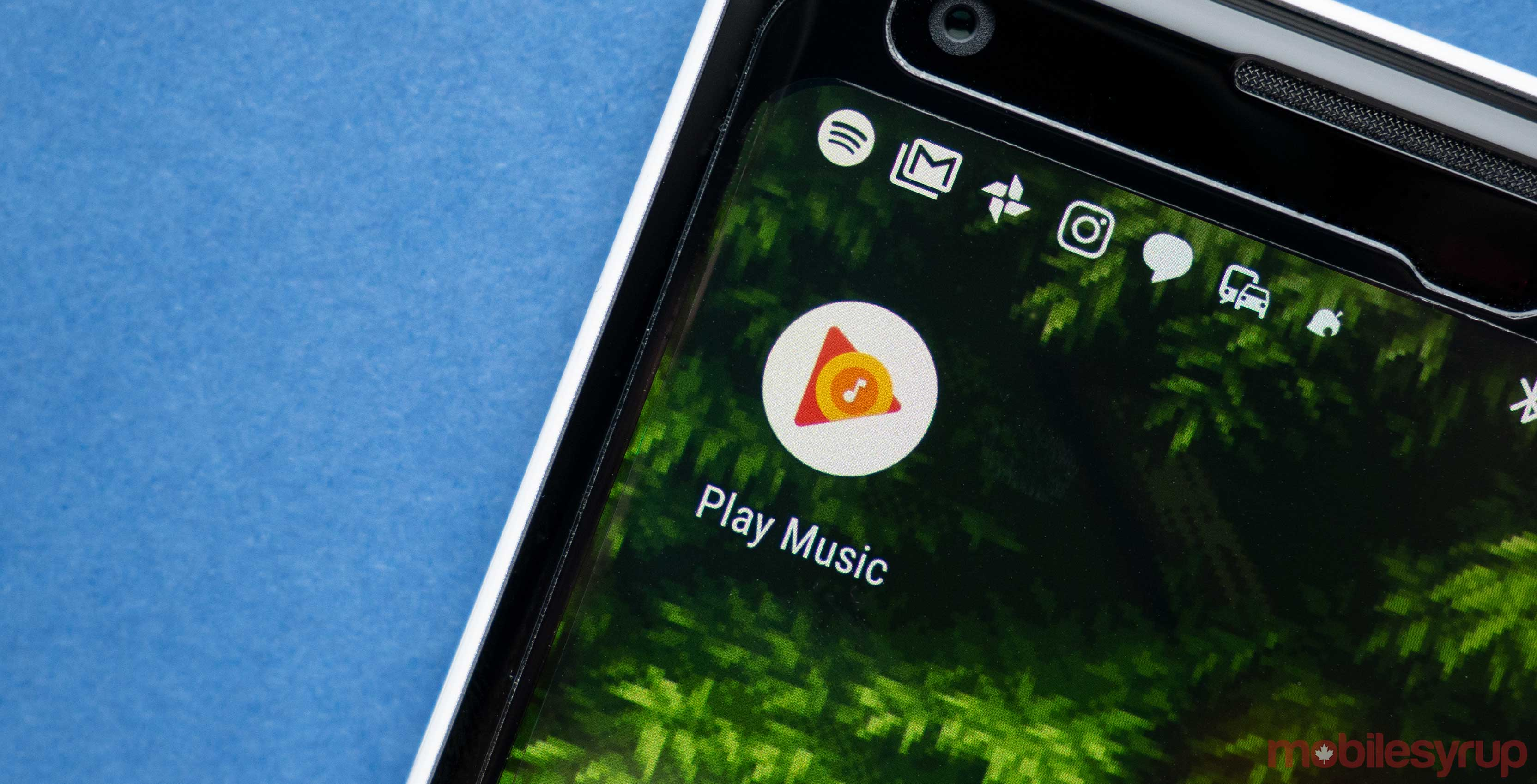Google getting rid of Play Music subscriptions soon