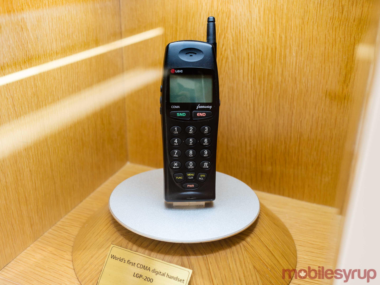 LGP-200 feature phone