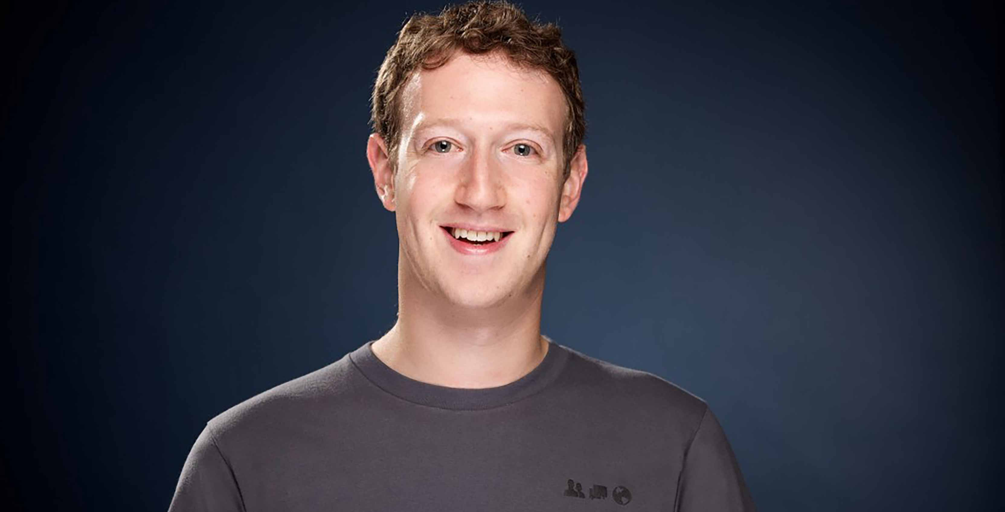 Mark Zuckerberg headshot