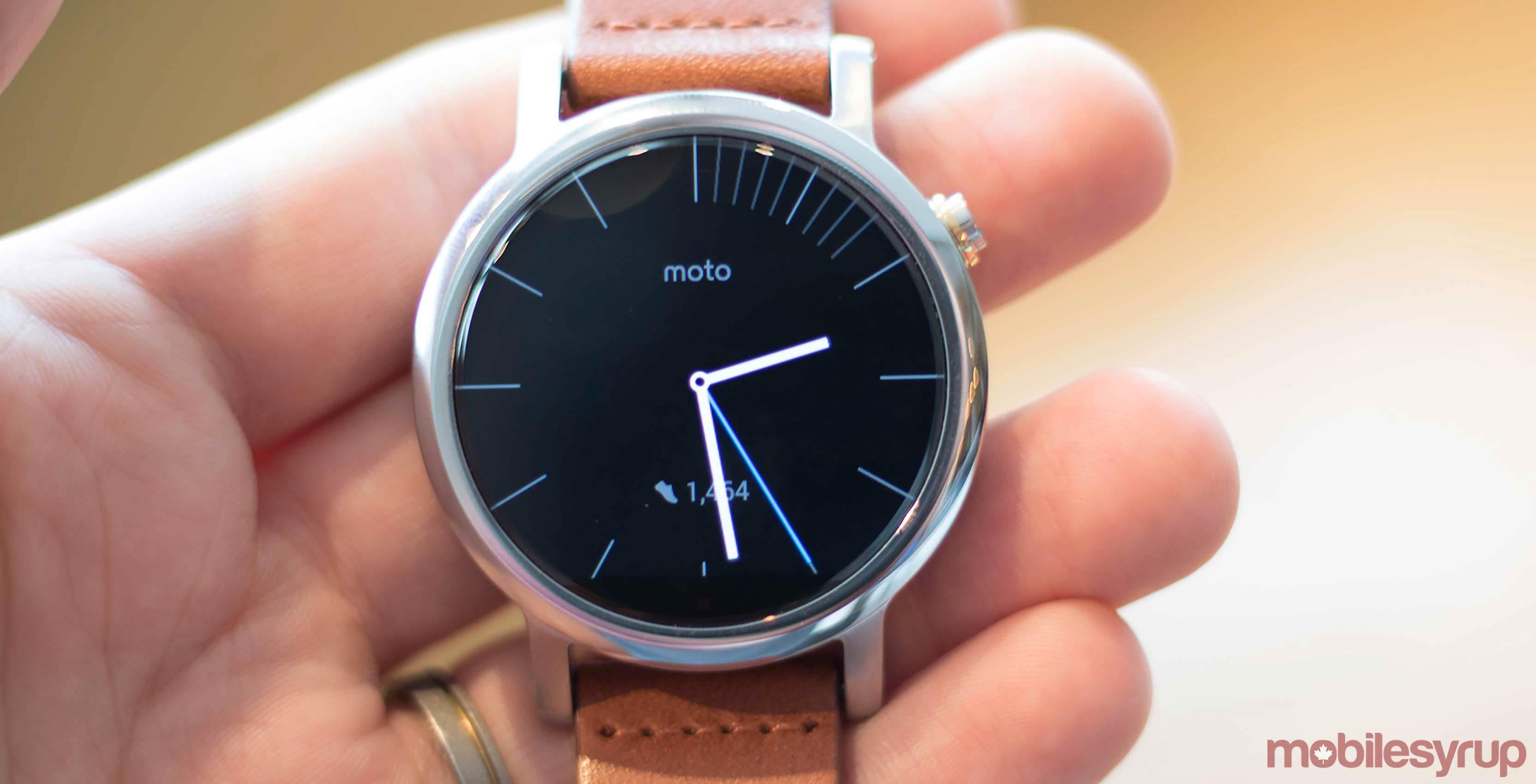 LG Watch Timepiece Hybrid Wear OS Smartwatch Leaks