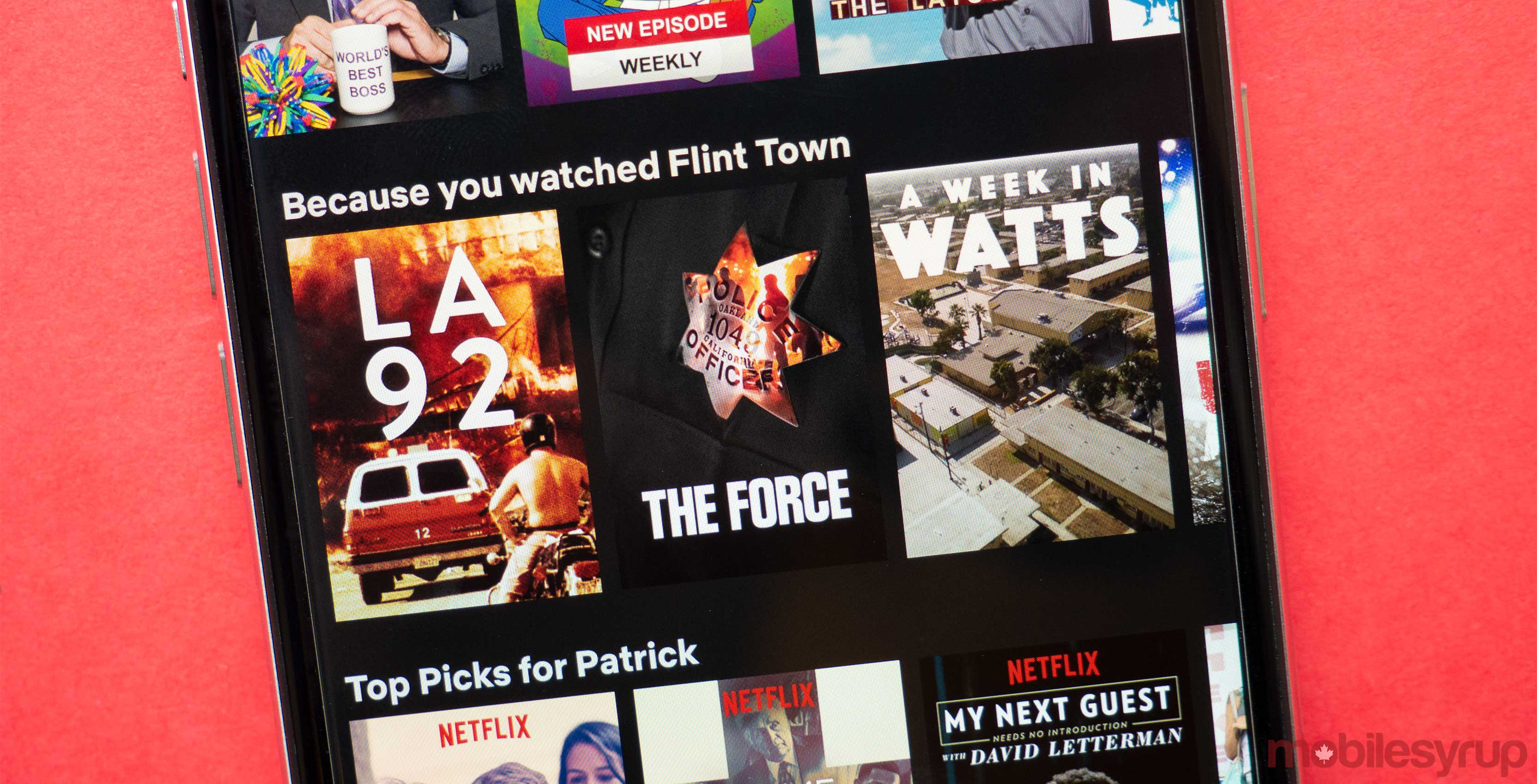 Here's how to make Netflix's recommendations not suck