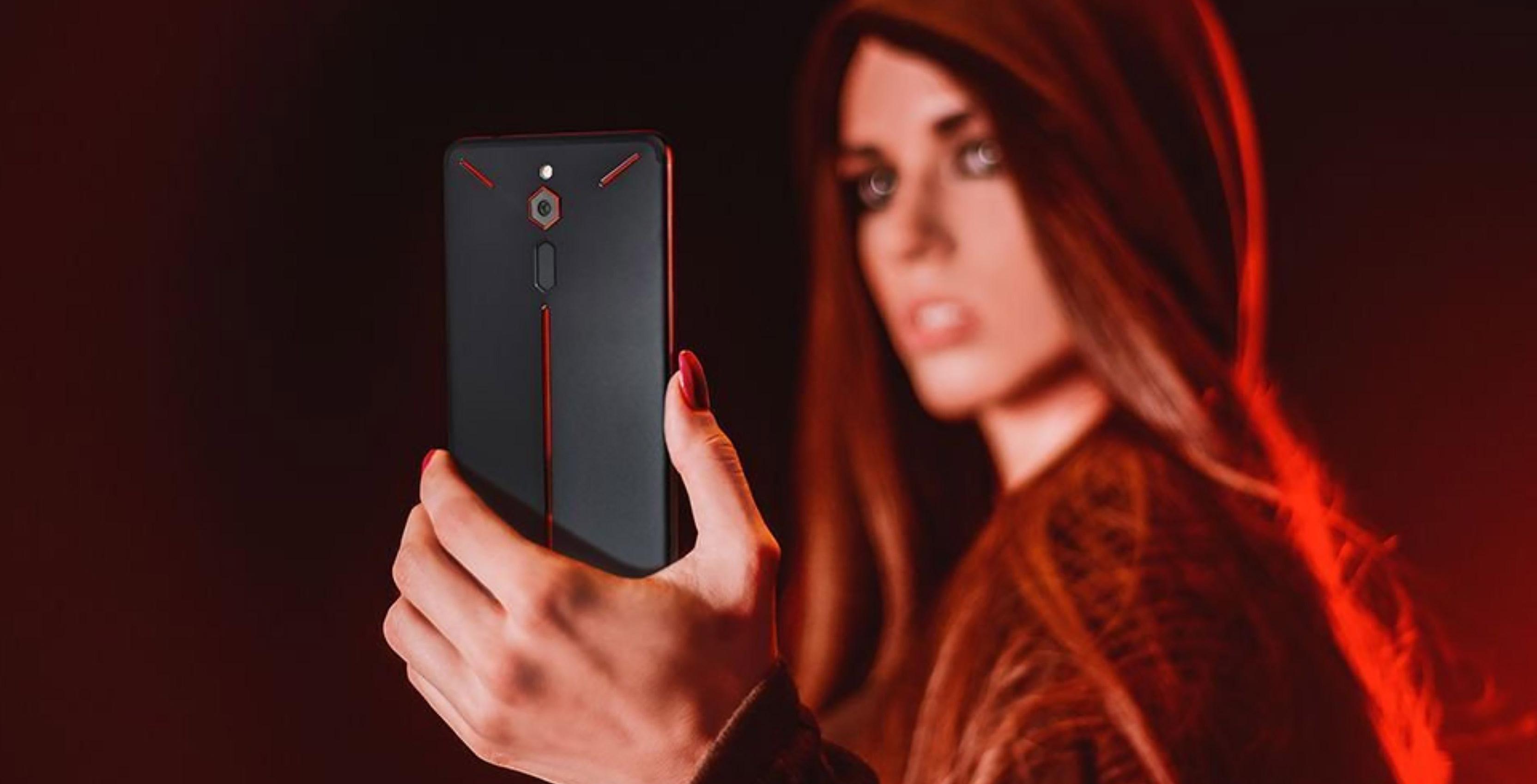 Nubia phone
