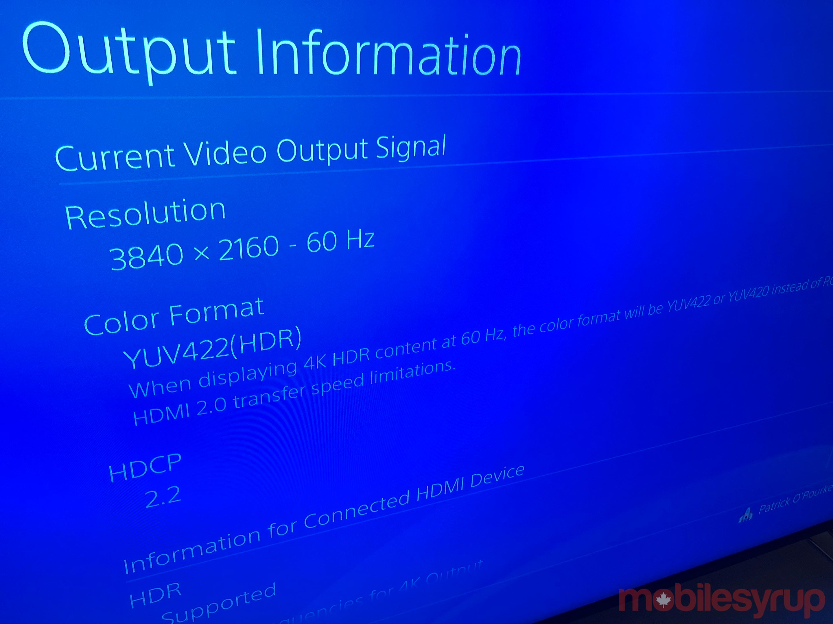 Here's how to solve the PlayStation 4 Pro's flashing black screen 4K