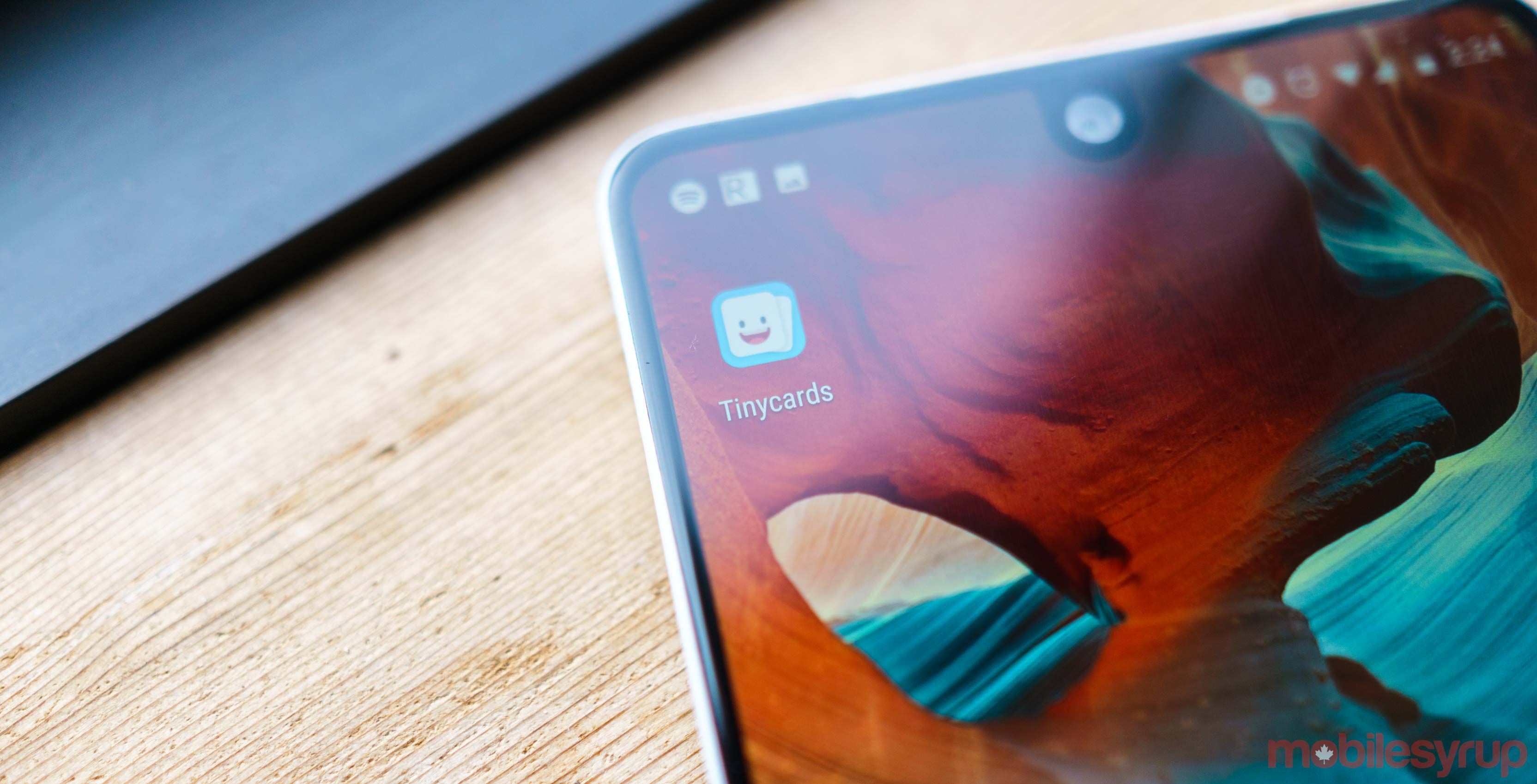 Tinycards, a flashcard app by Duolingo