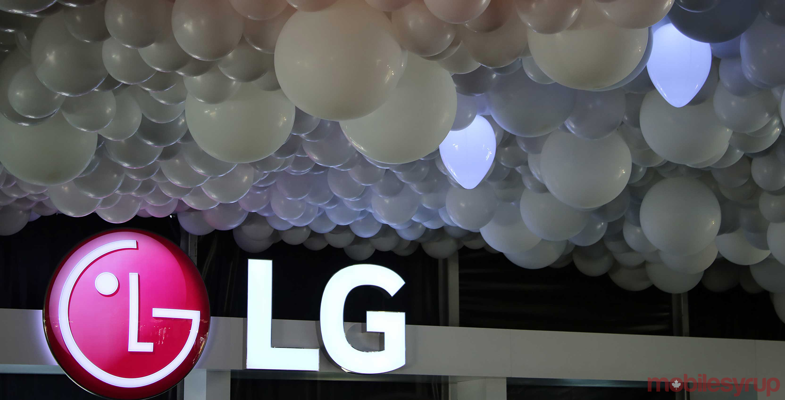 LG unveils incredible 65-inch