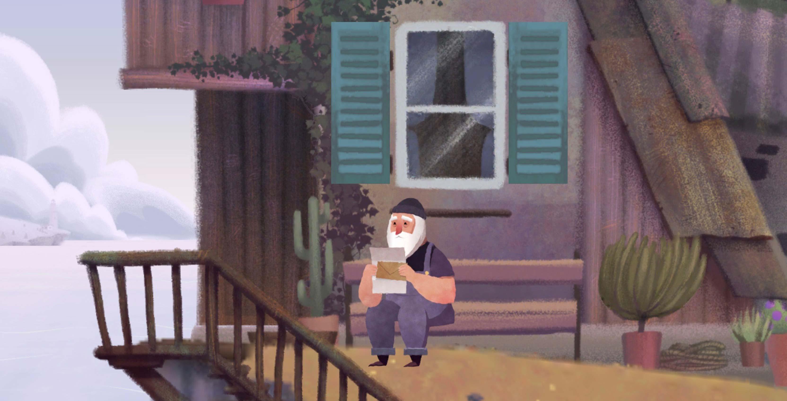 Resultado de imagem para old man's journey