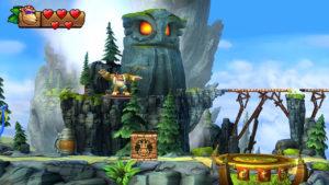 Donkey Kong Country Topical Freeze screenshot