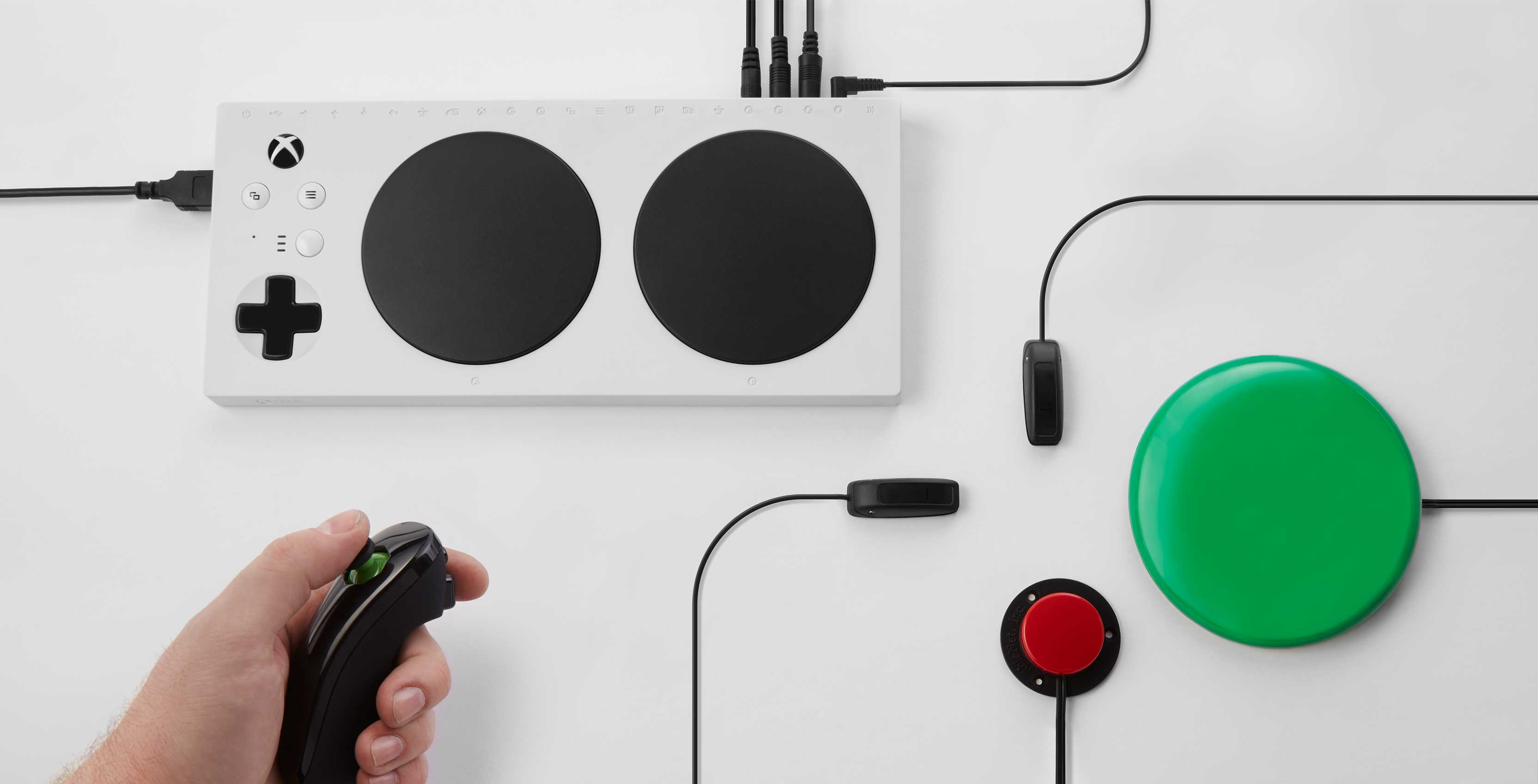 SpecialEffect collaborate in development of new Xbox Adaptive Controller