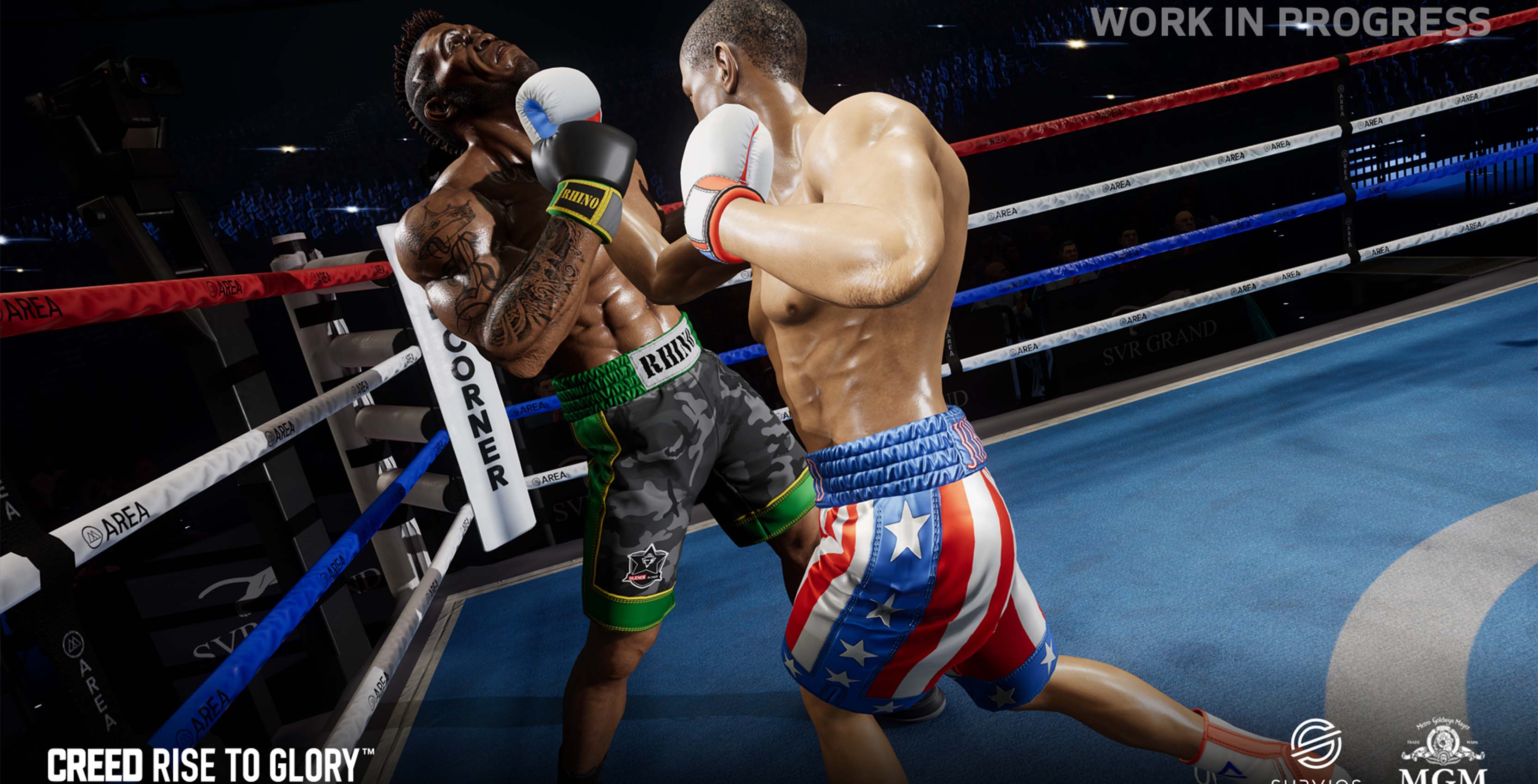 2ece8bc114370 Put yourself in the gloves of Rocky Balboa in  Creed  Rise to Glory
