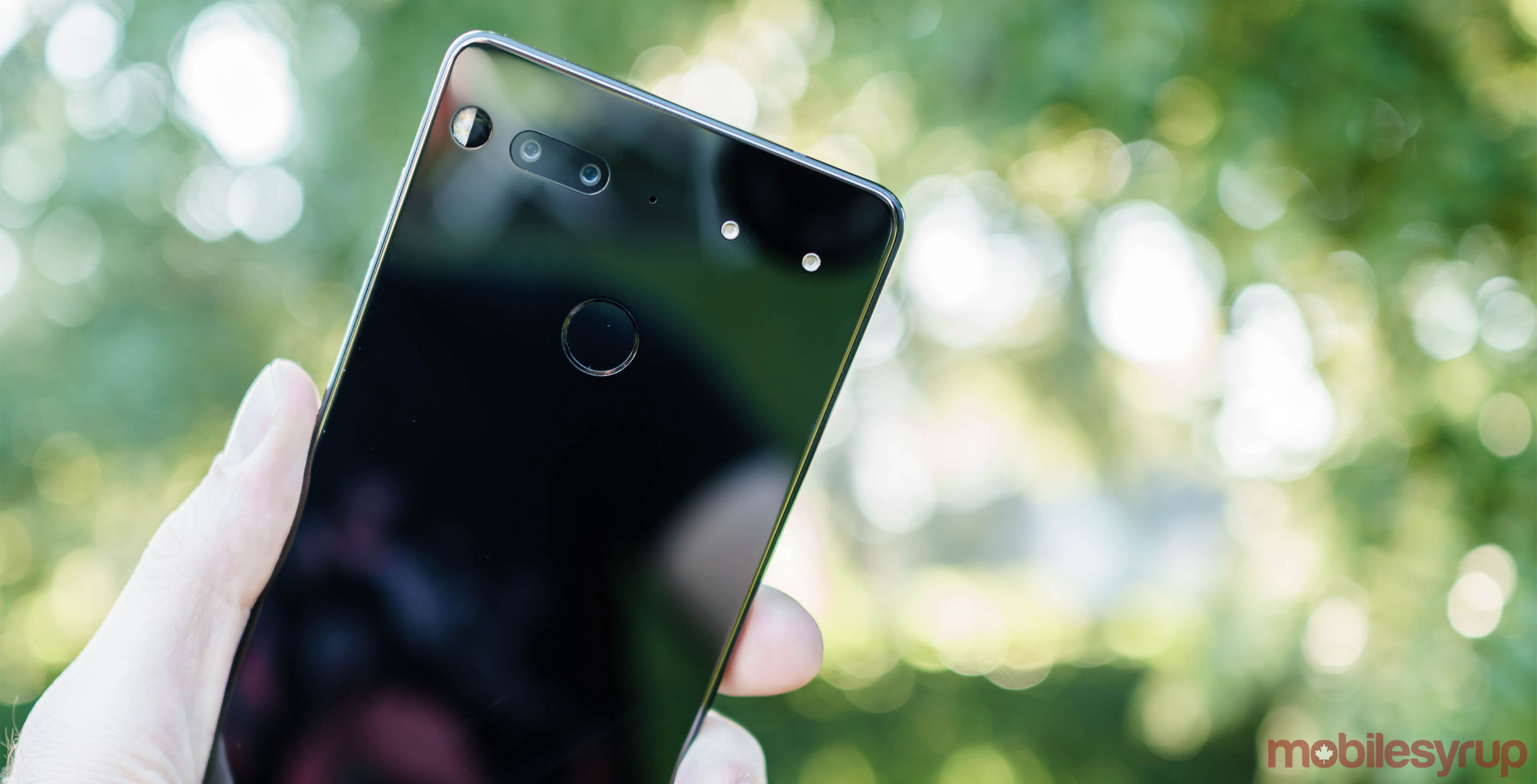 Essential Phone cancelled