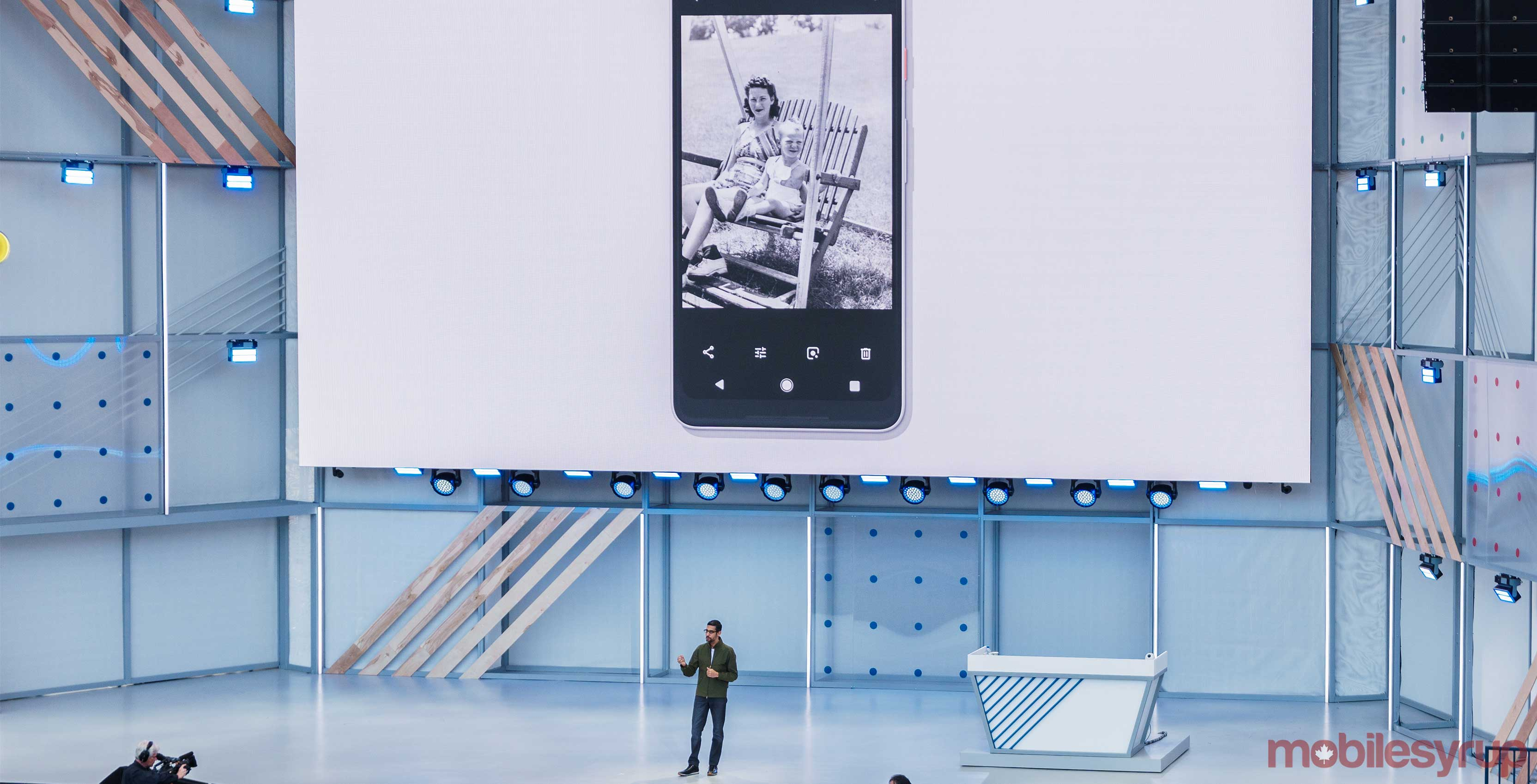 Google I/O Photos