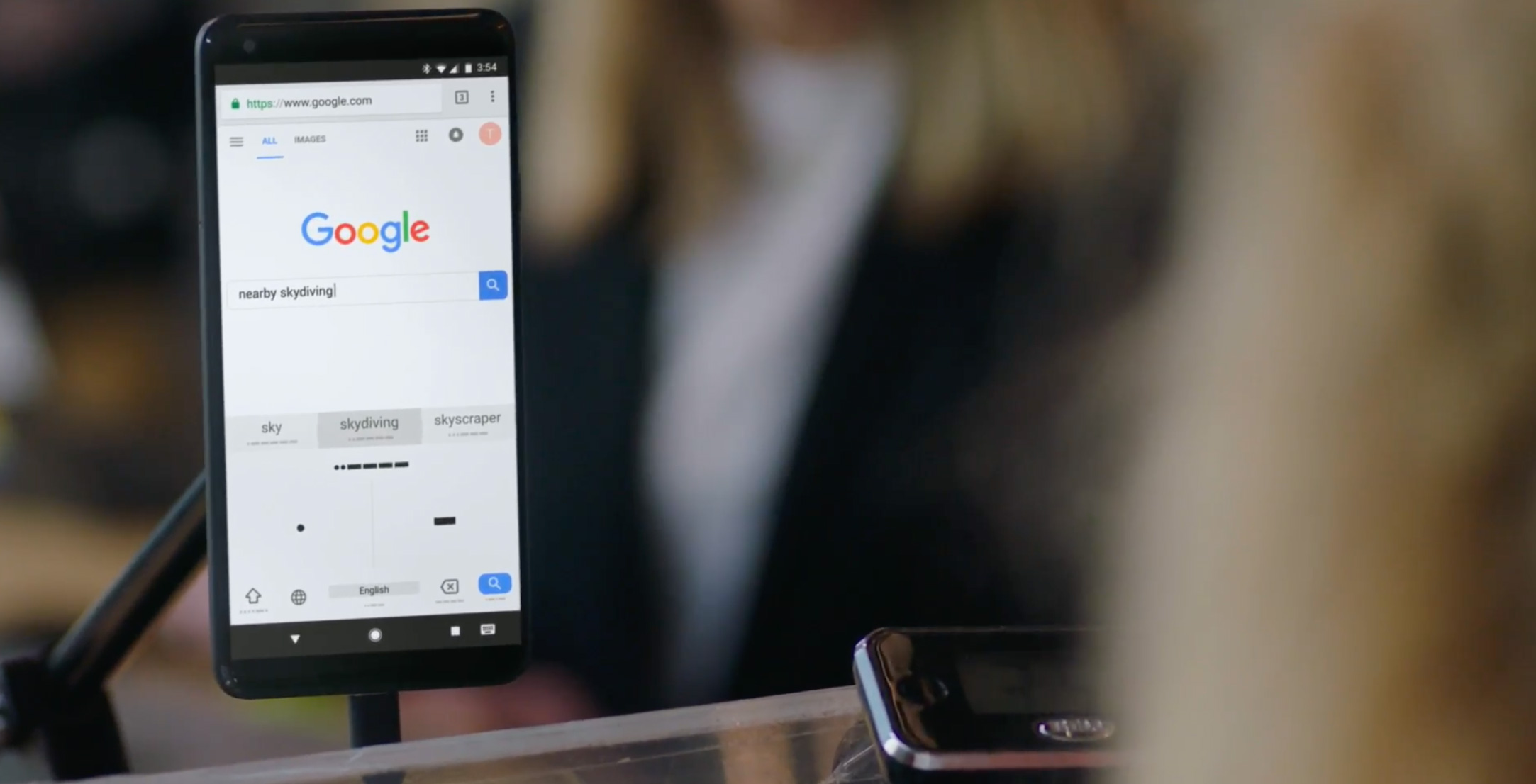 Google brings Morse code to Gboard