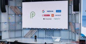Google I/O 2018 Android P