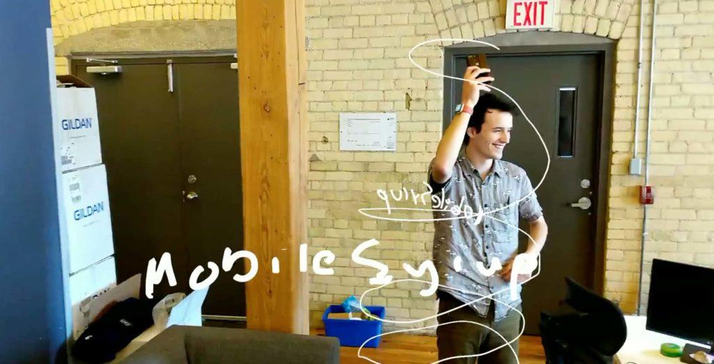 Google's AR doodling app is now multiplayer