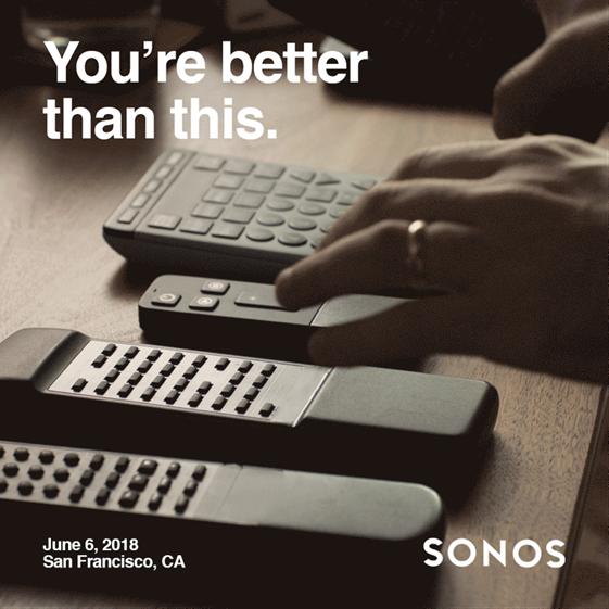 Sonos invite