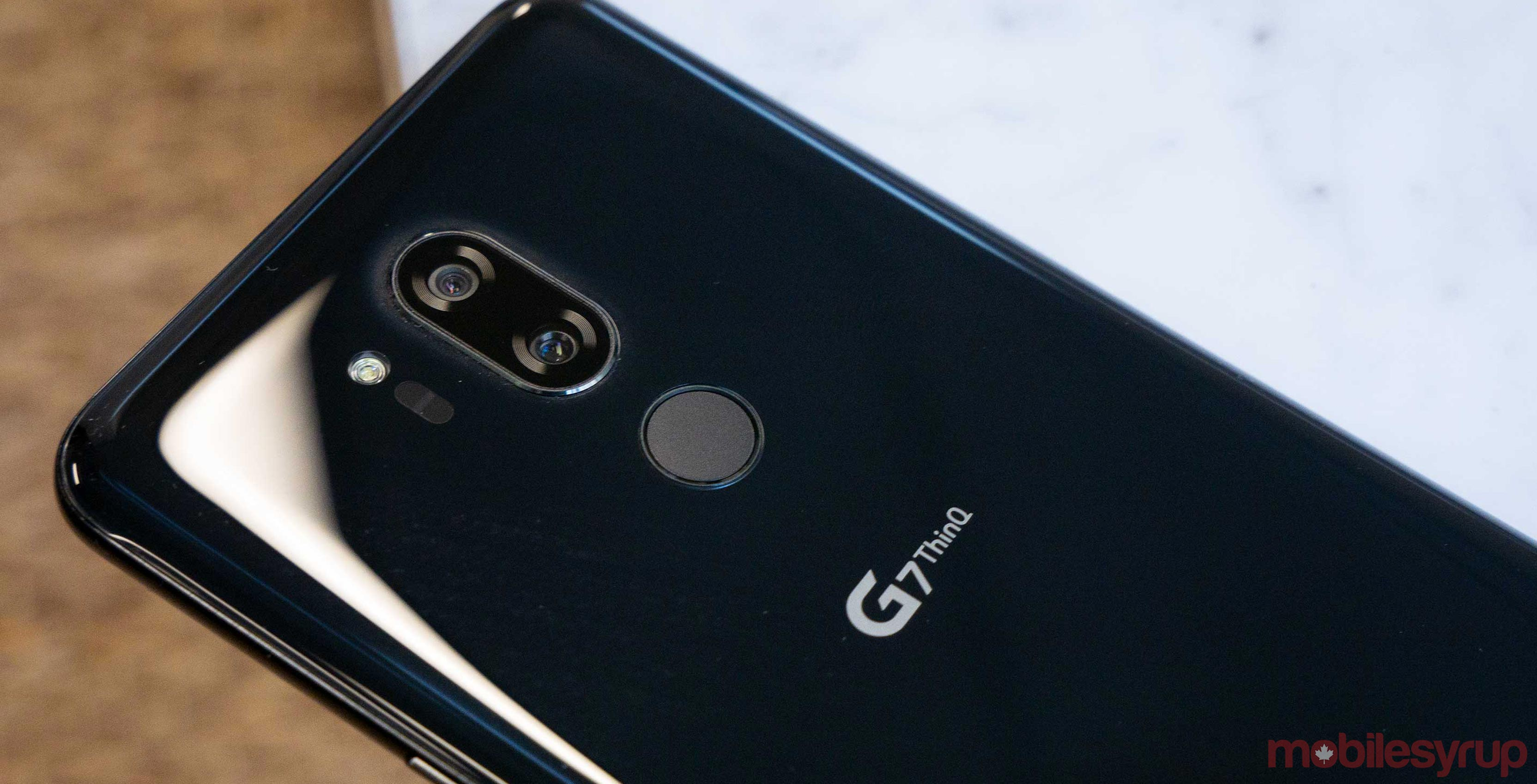 LG to update G7 ThinQ to Android 9 Pie in Q1 2019
