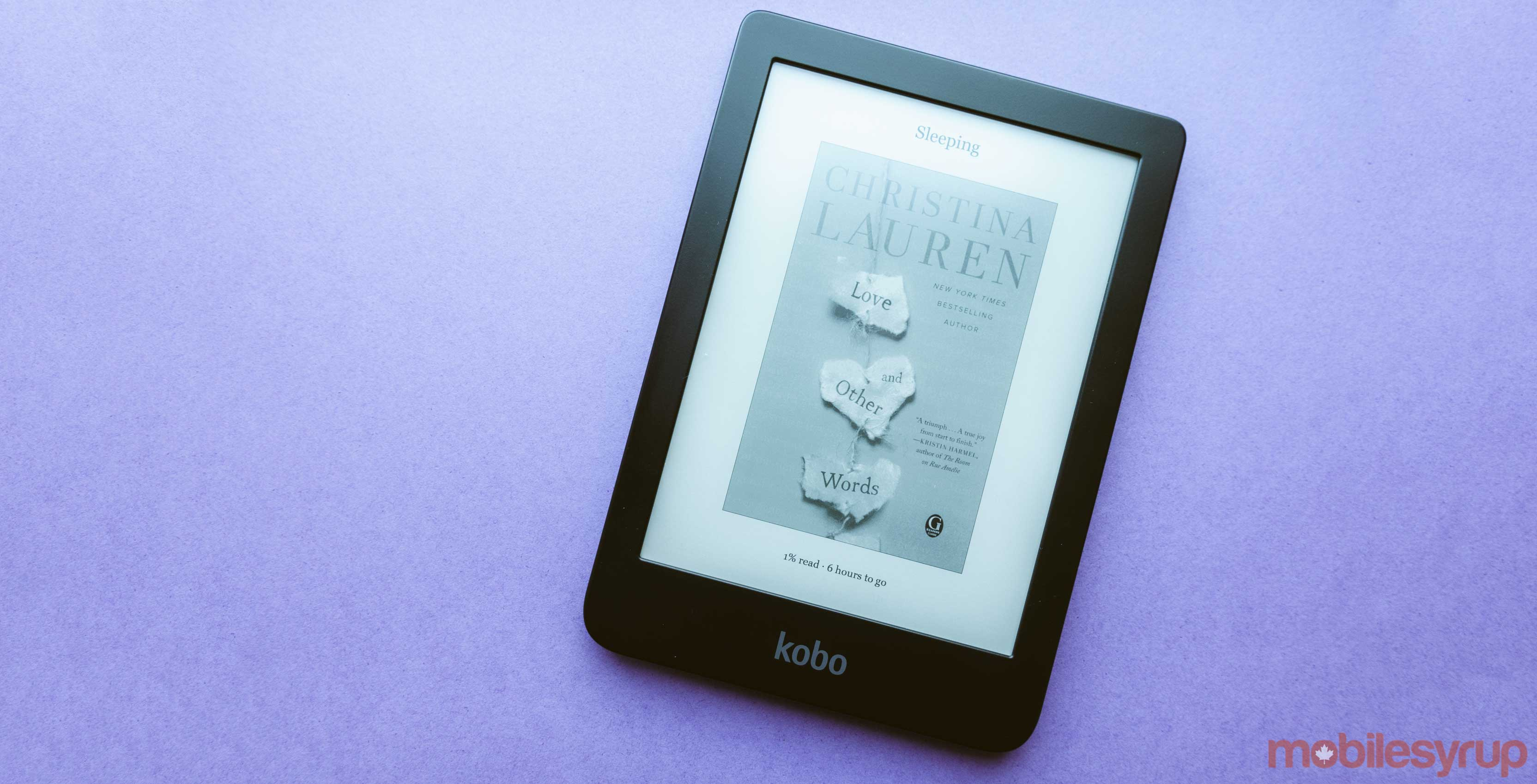 You'll soon be able to use your Kobo e-reader to borrow