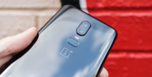 The new OnePlus 6 smartphone