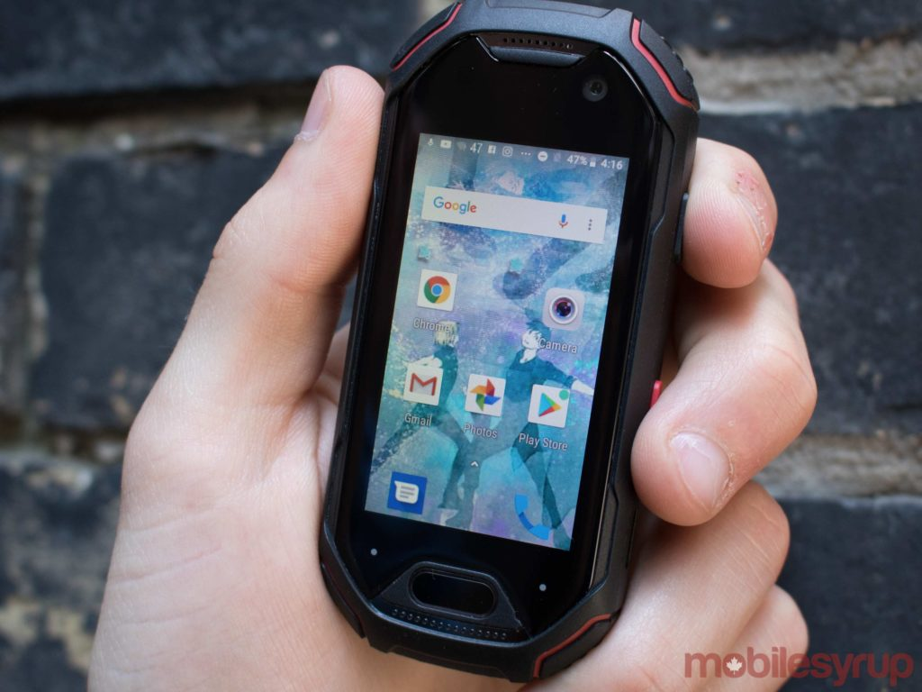 The Unihertz Atom is the miniature smartphone you definitely want to see