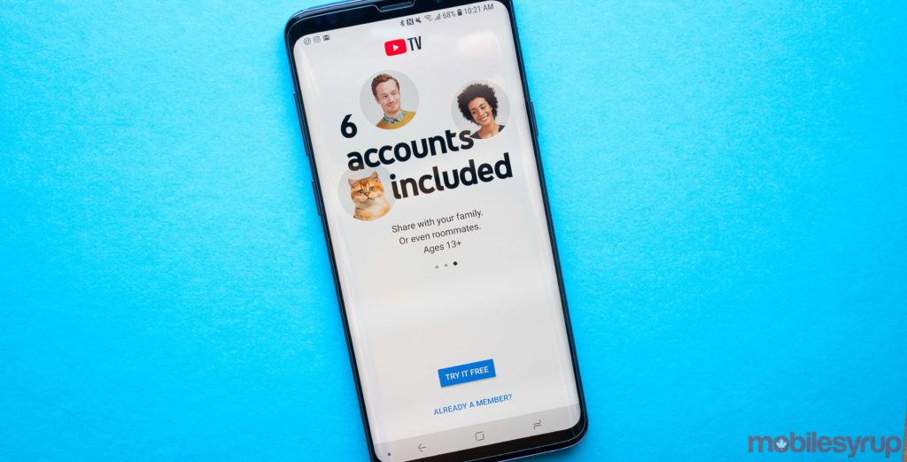 add0d64c771a How to get YouTube TV in Canada